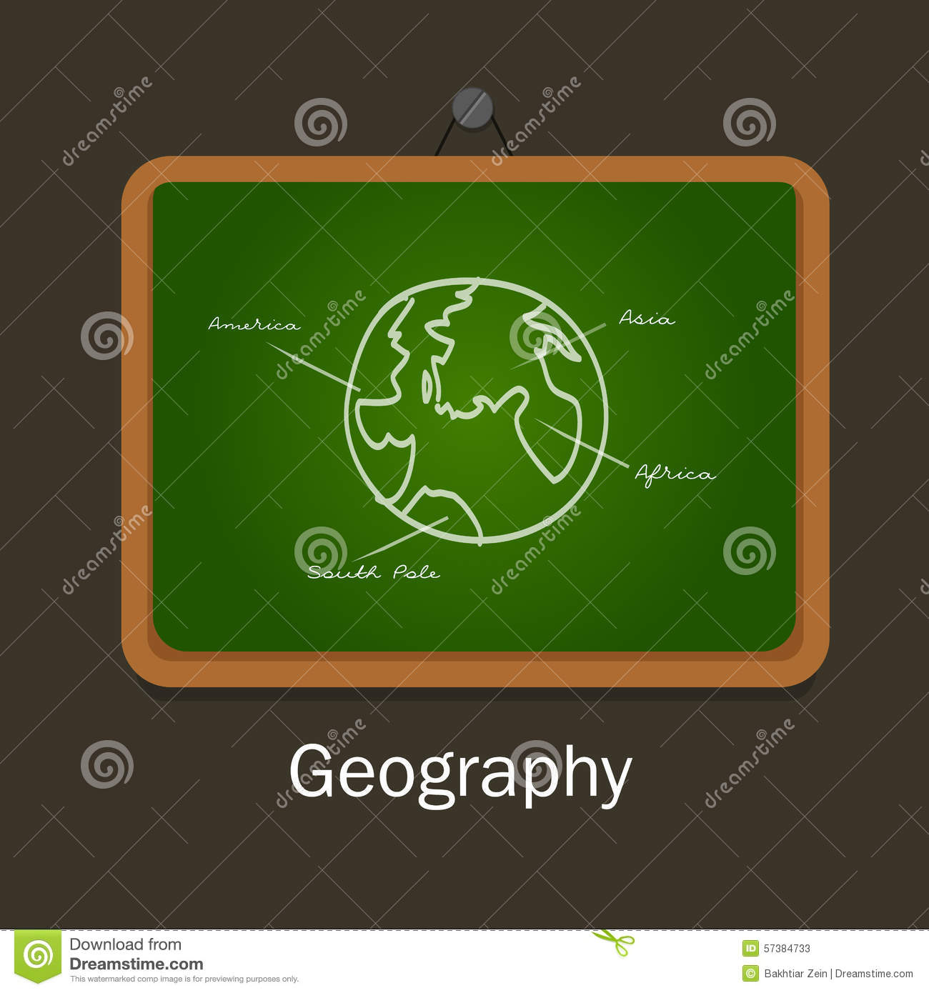 Geography college classes subjects