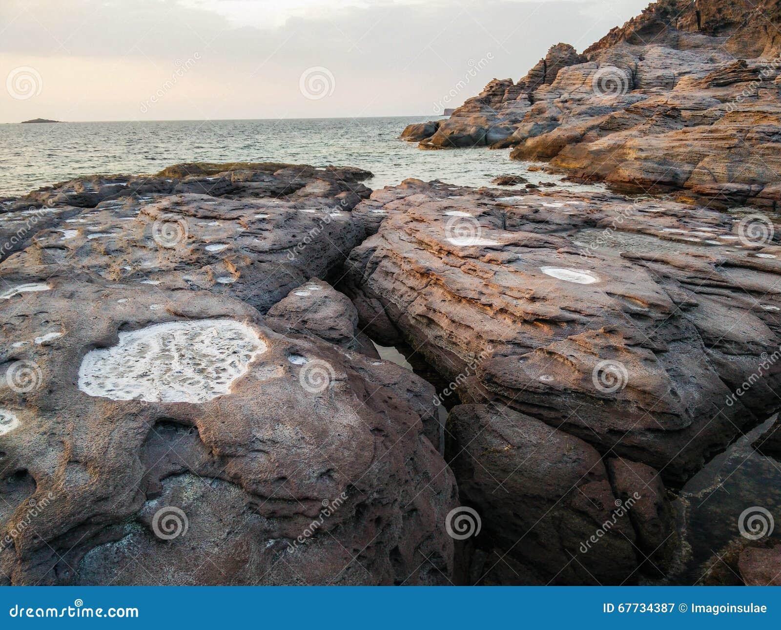 Geom Powulkaniczne skały