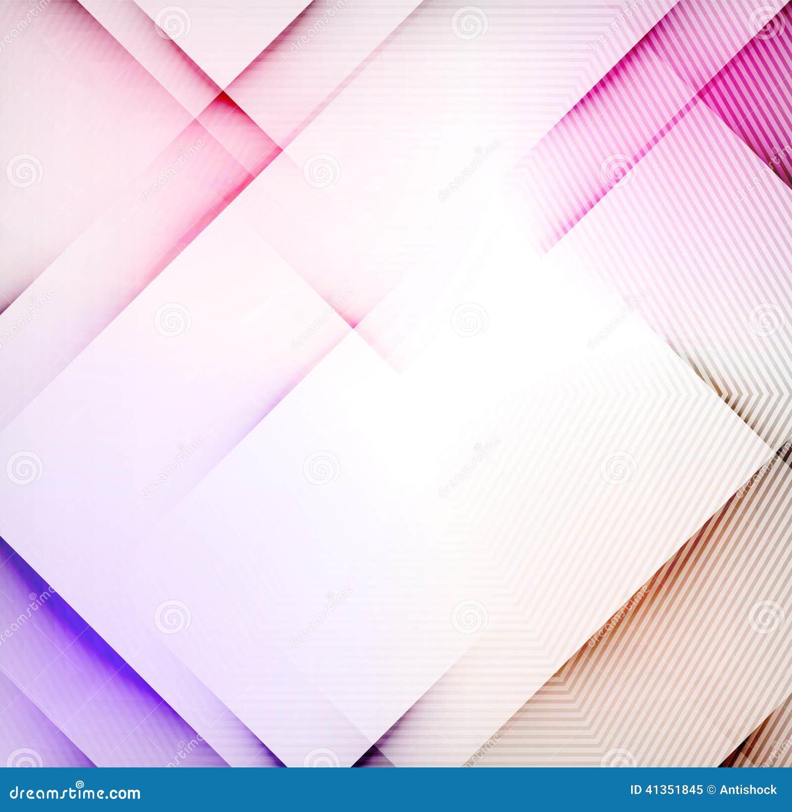 geometric diamond shape abstract background stock vector