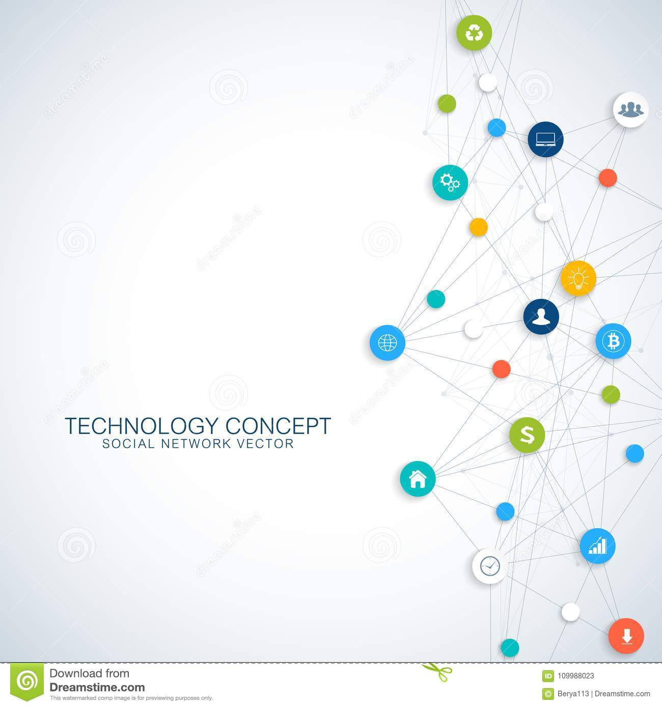 Geometric graphic background communication. Cloud computing and global network connections concept design. Big data