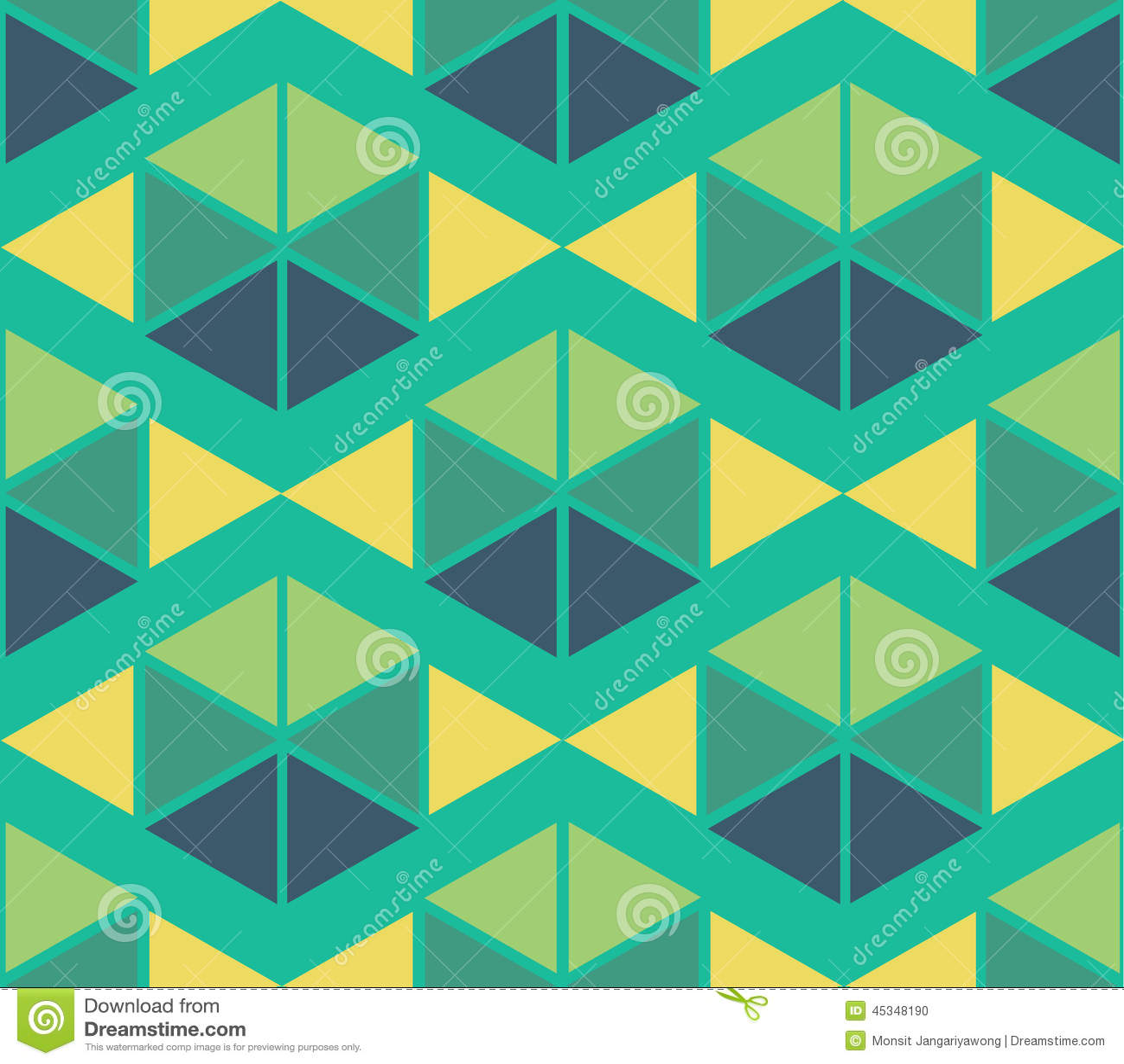 geometric yellow background illustration - photo #45