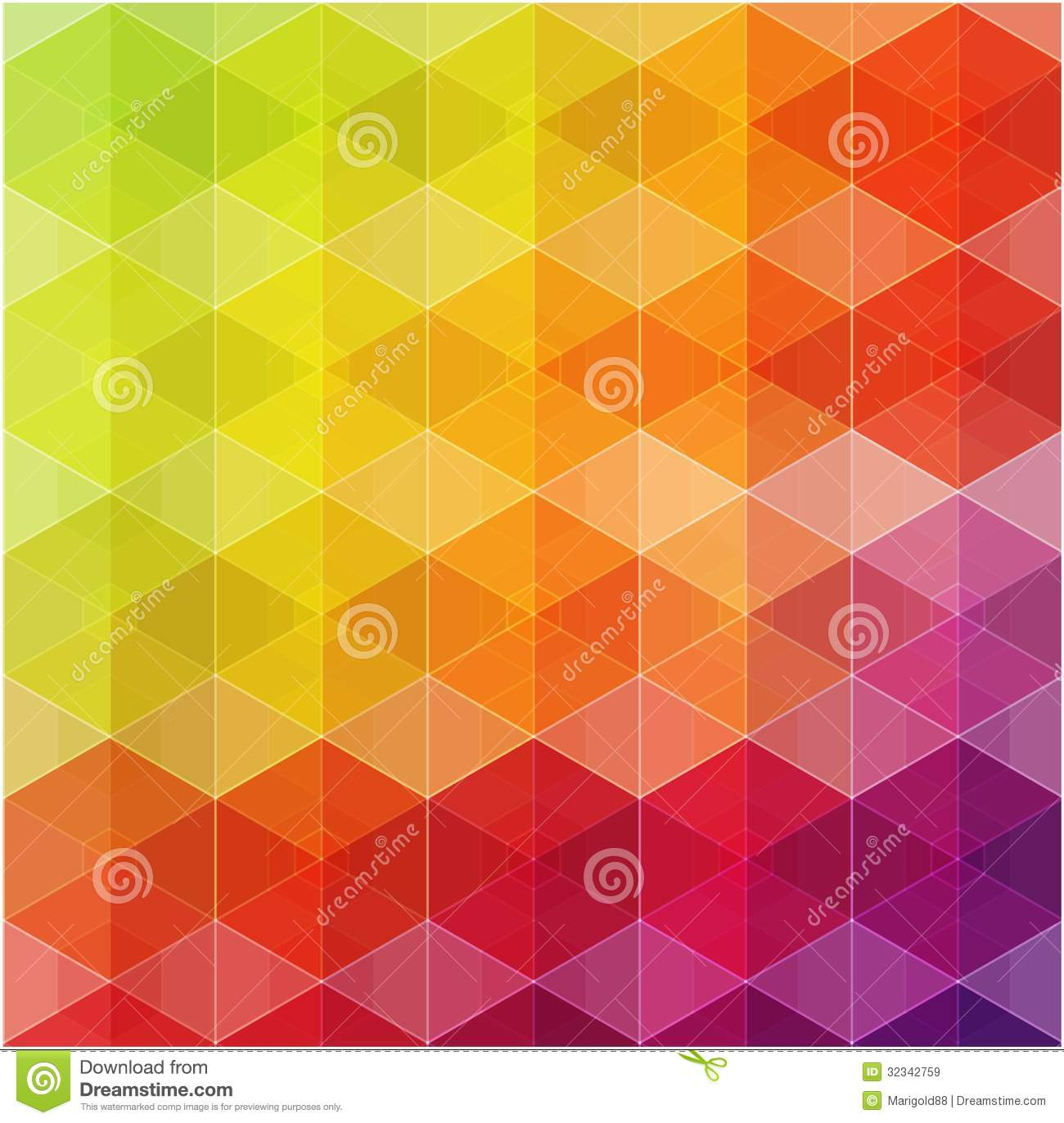 Geometric Hipster Retro Background Royalty Free Stock ...