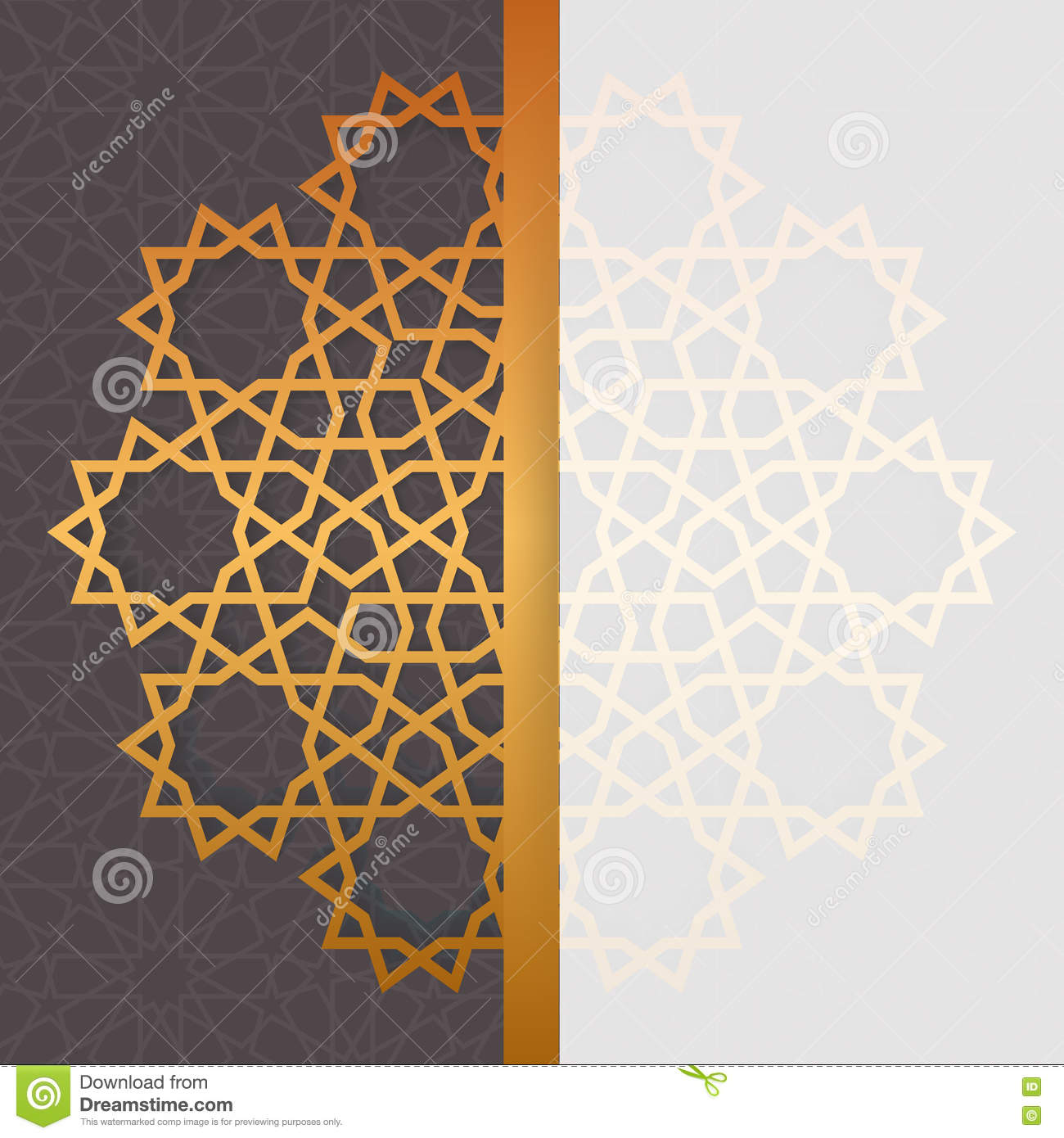 Islamic arabian style background stock vector illustration 72287371 geometric islamic pattern muslim background in arabian style royalty free stock photography alramifo Choice Image
