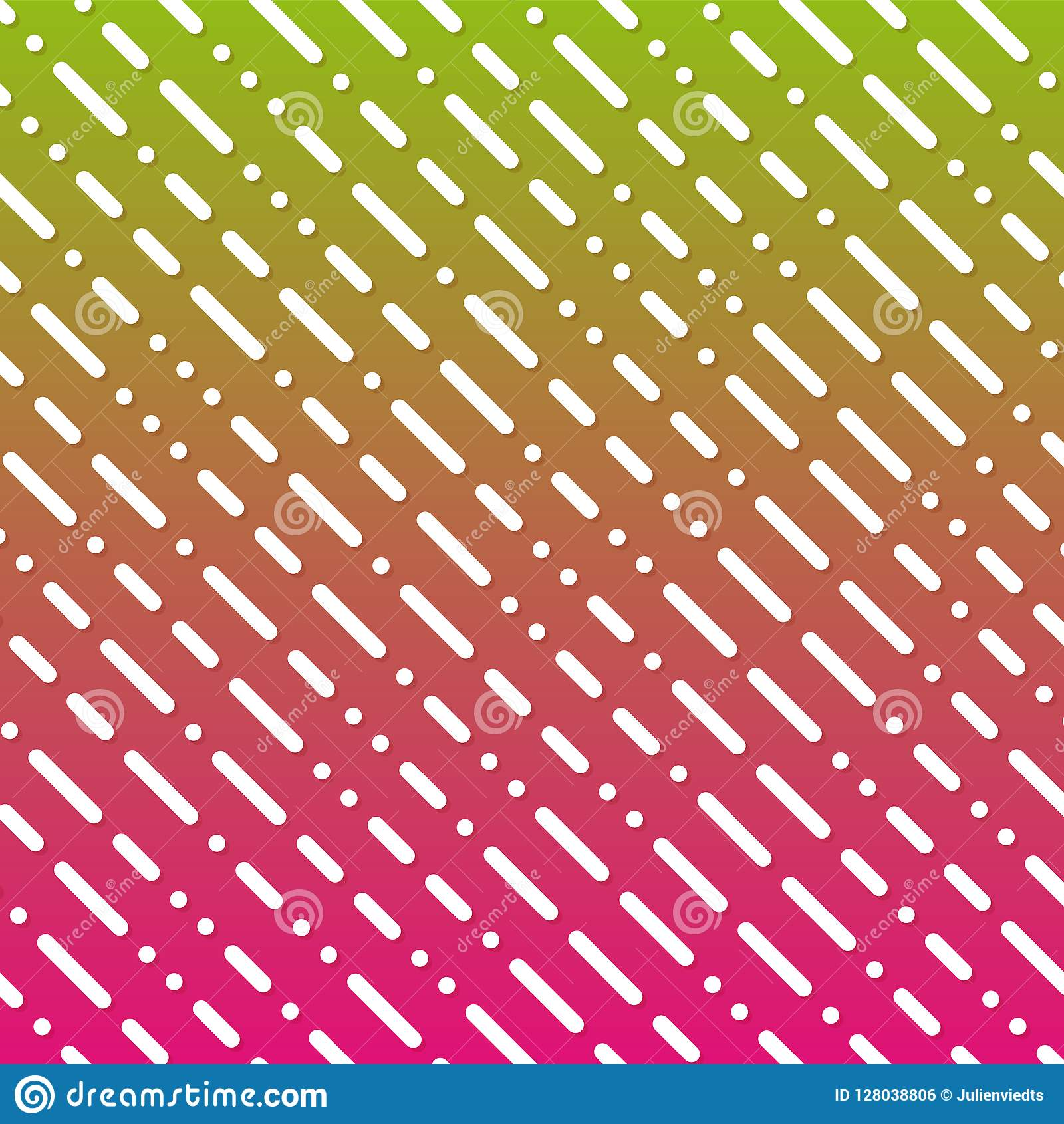 Geometric Line Gradient Background. Modern Abstract Pattern Eps10 Vector