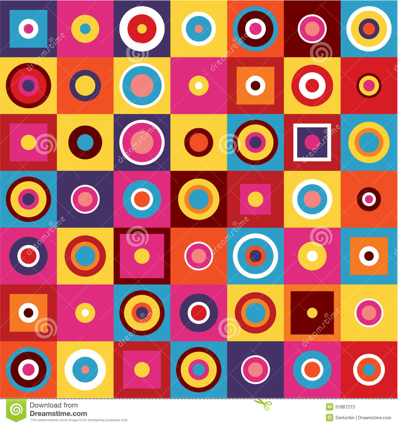 Geometric pattern abstract background stock vector for Different design