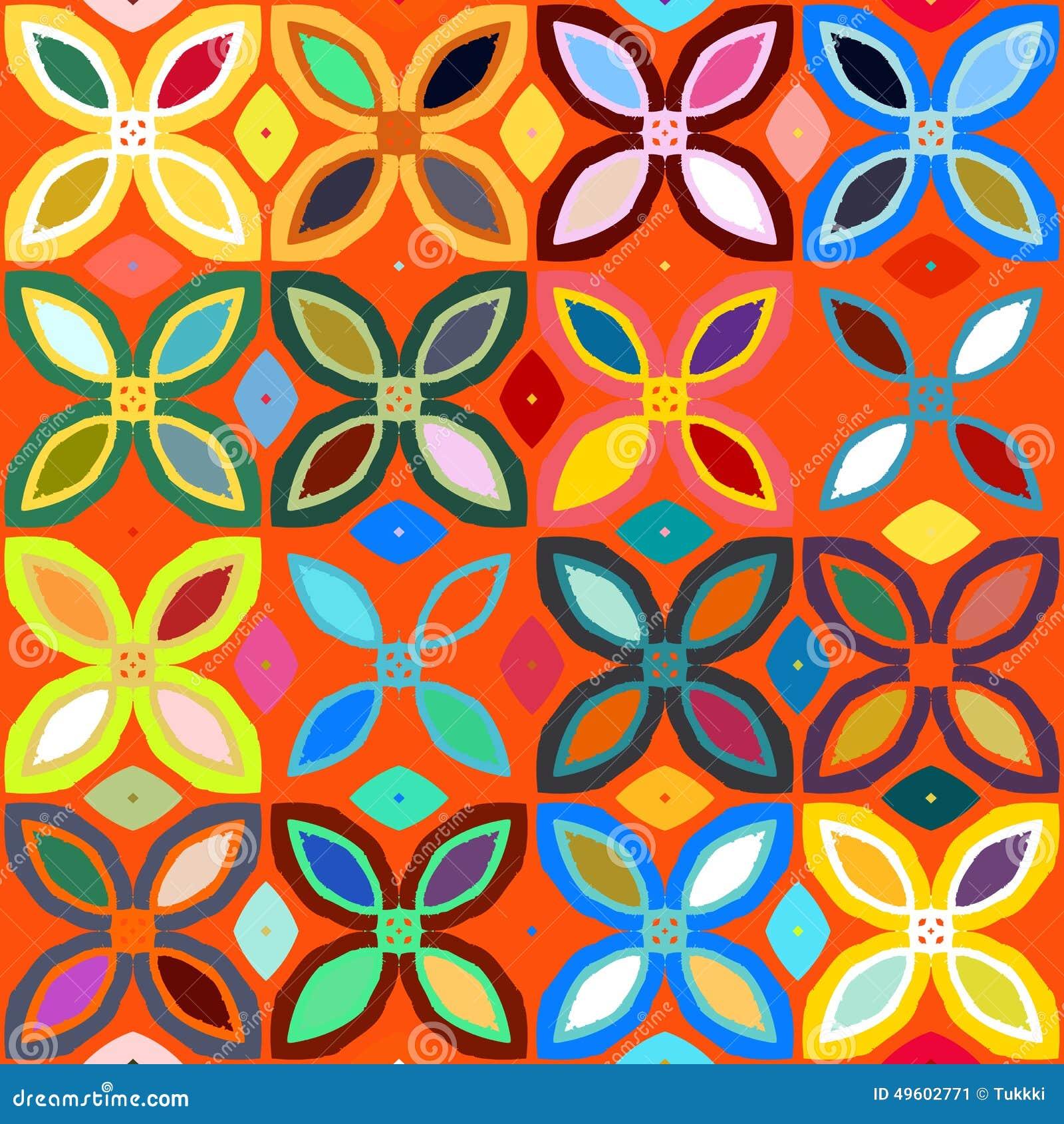 Geometric Pattern Stock Vector - Image: 49602771