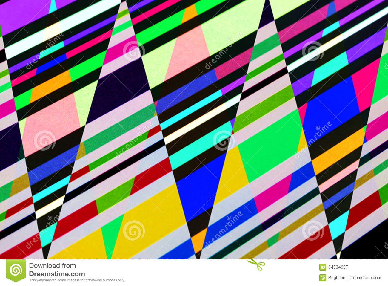 Abstract geometric pattern Vector  Free Download