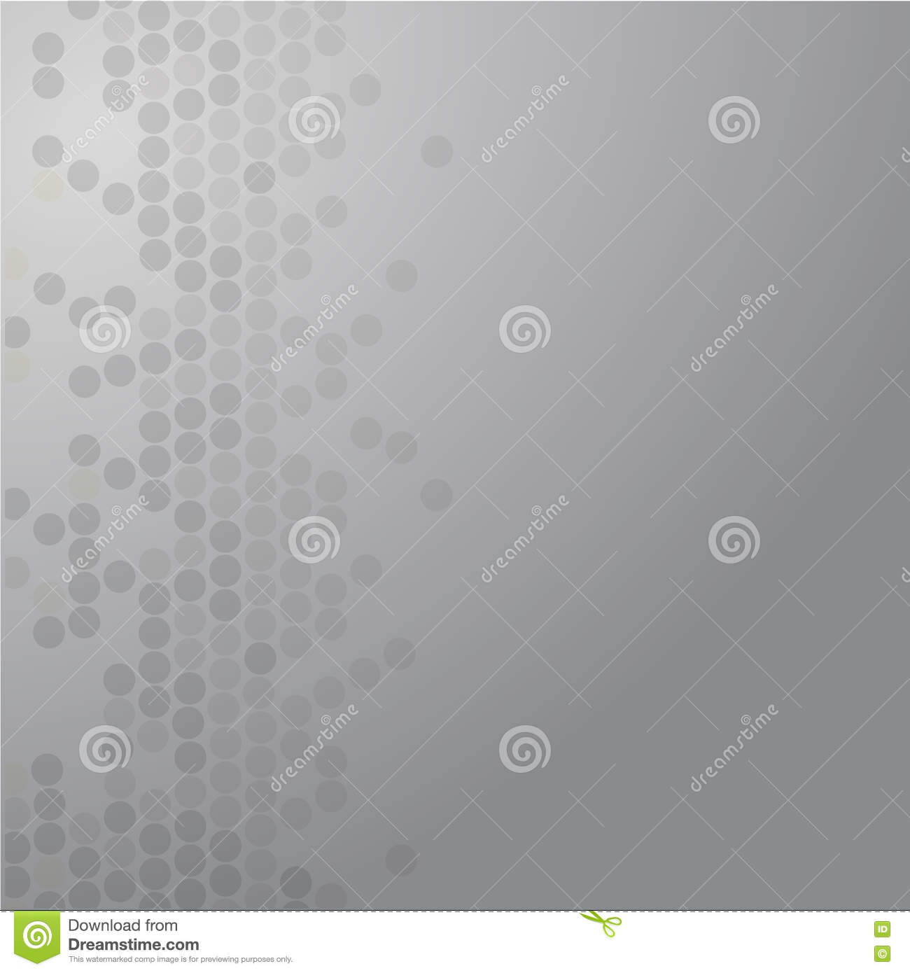 Geometric Pattern. Modern Texture In Silver Color. Grey Dotted ...