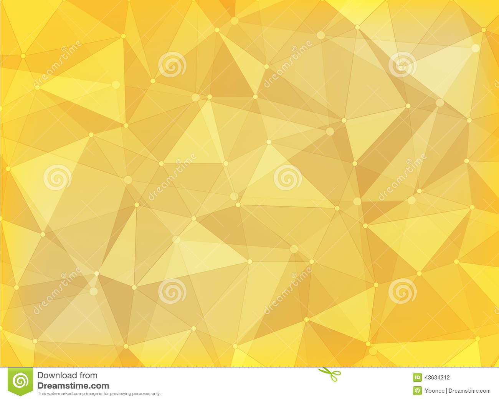 geometric yellow background illustration - photo #10