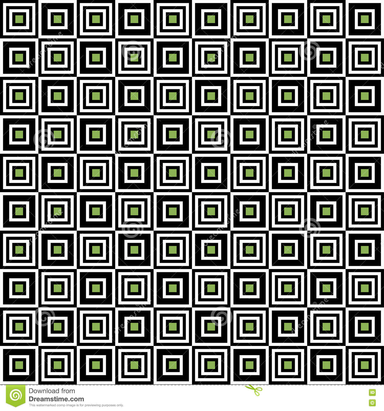 Checkered Design Geometric Seamless Pattern Abstract Background Checkered Design
