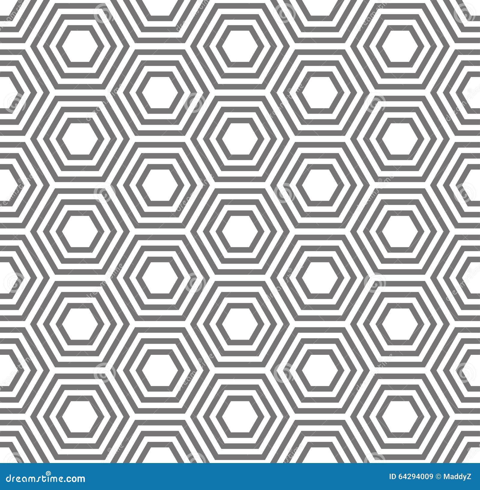 Geometric seamless pattern turtle shell pattern cartoon for Carrelage casco