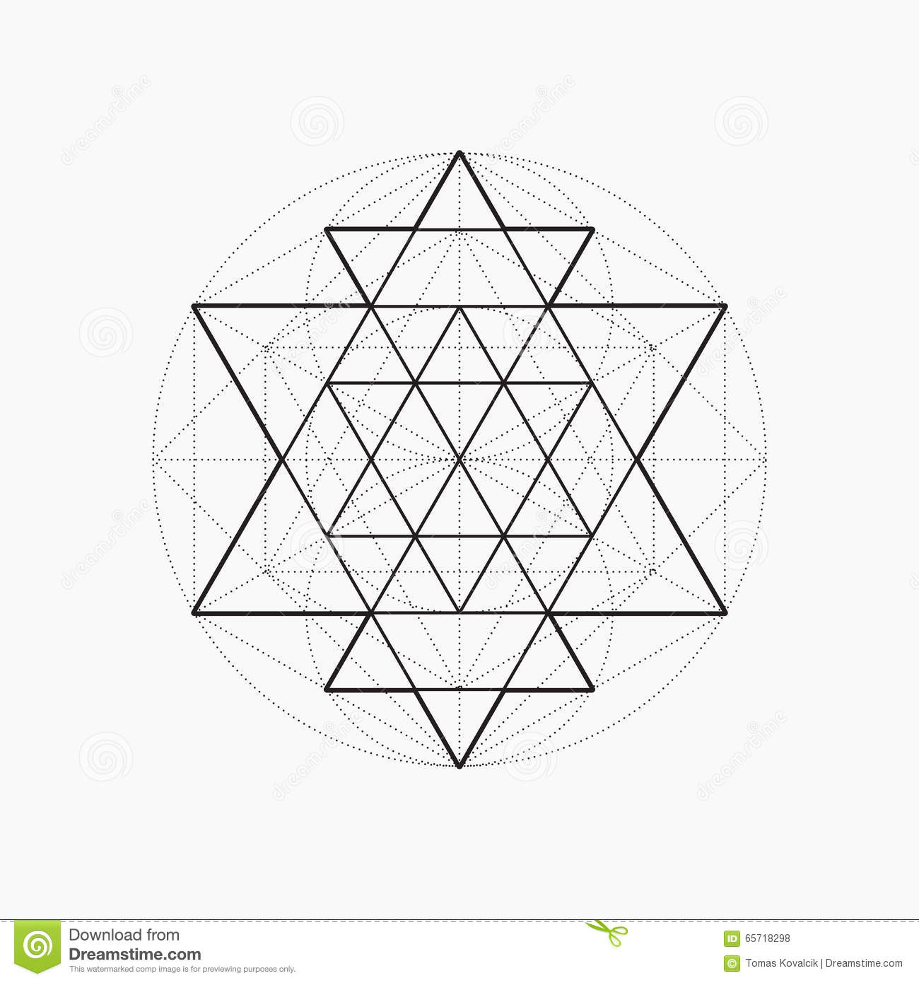 Geometric shapes line design triangle stock vector geometric shapes line design triangle buycottarizona