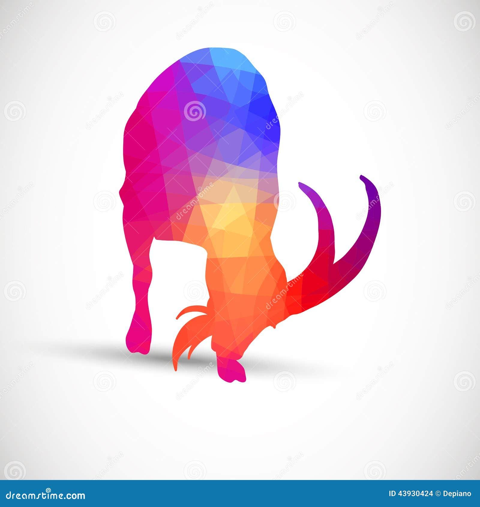 simple animal silhouettes