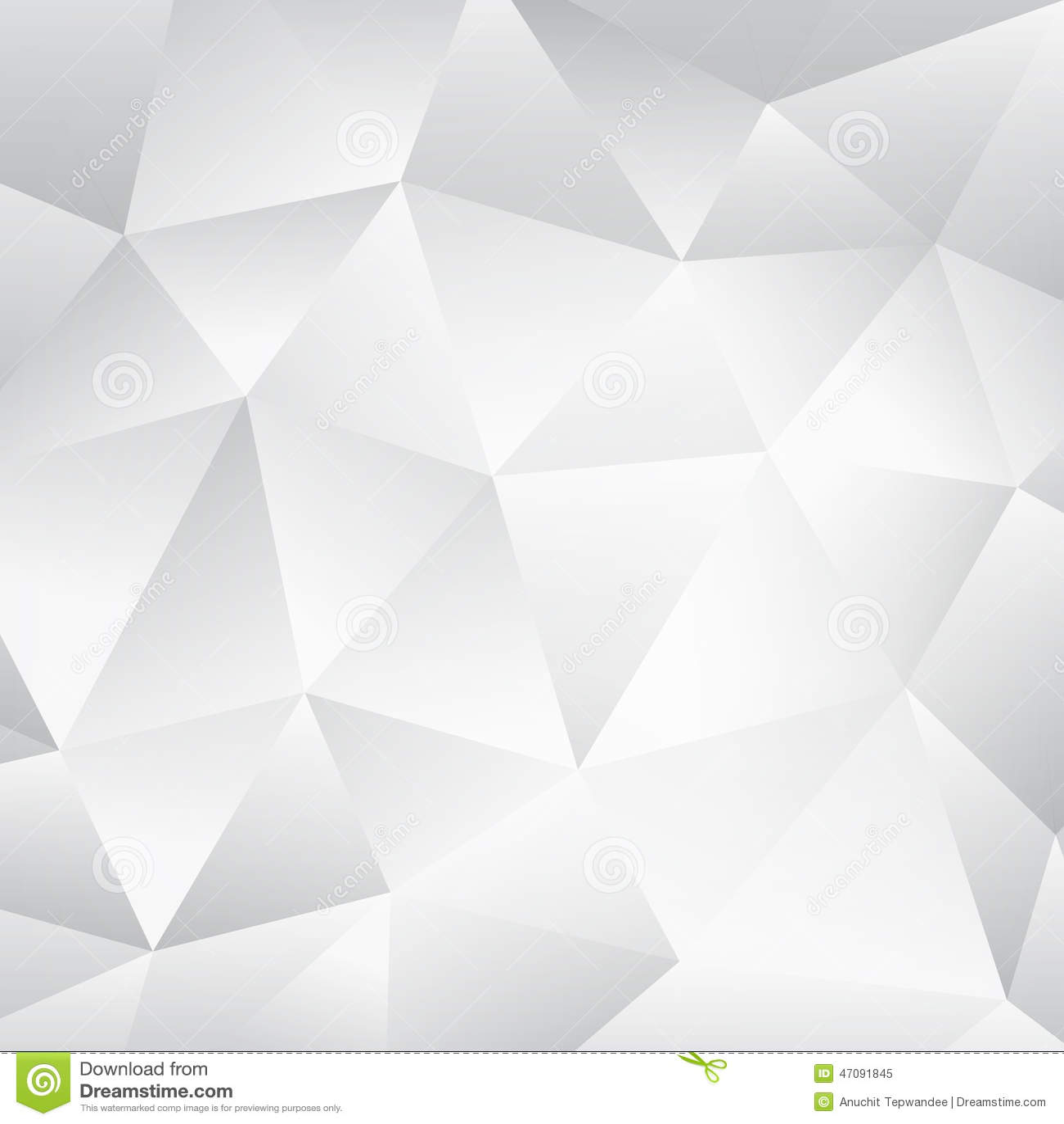 Белый фон геометрический рамадан Вектор  Скачать
