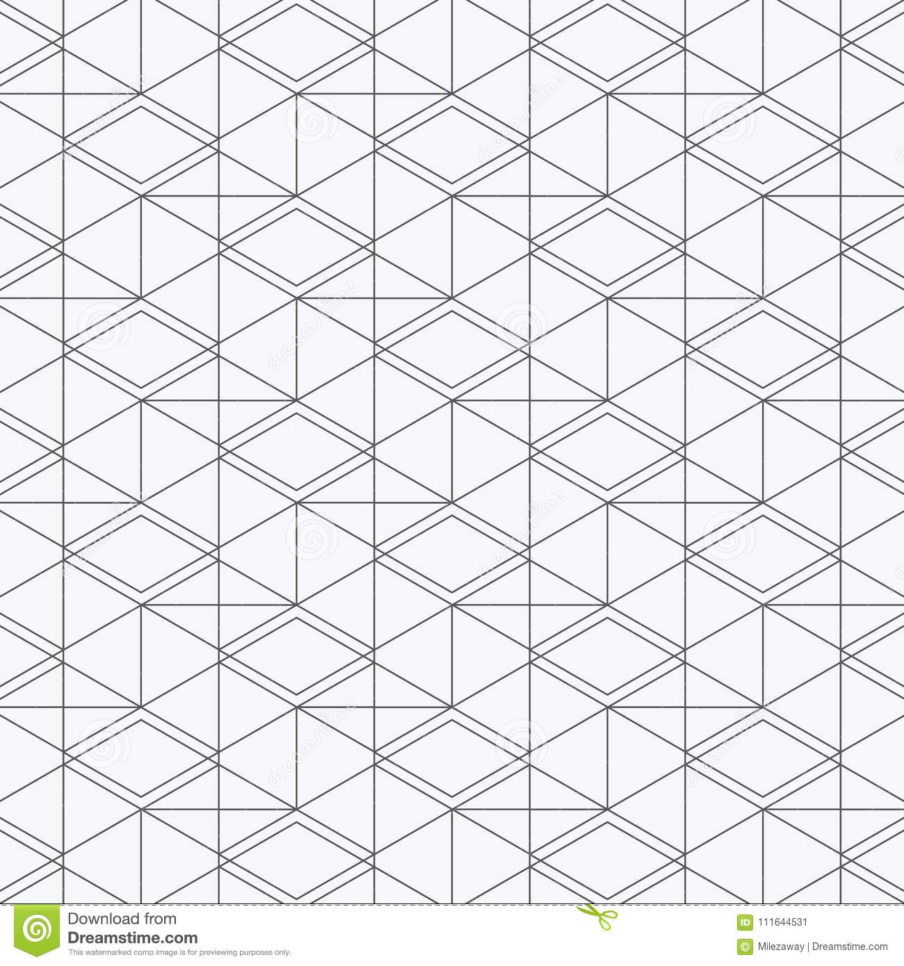 geometric vector pattern, repeating linear square diamond shape rhombus. graphic clean design for fabric, event