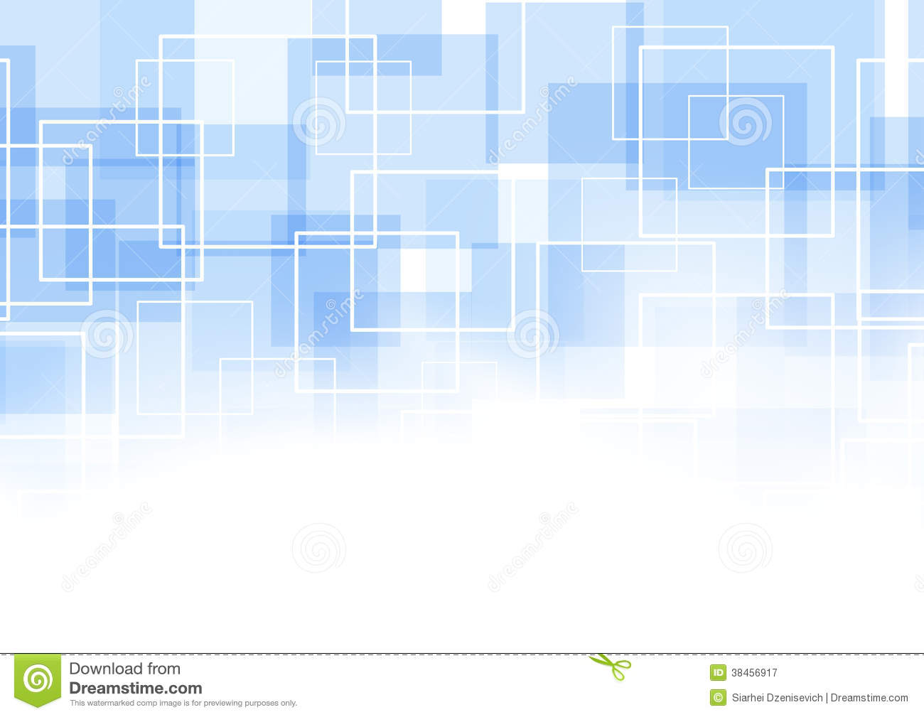 Blue square pattern background - photo#26