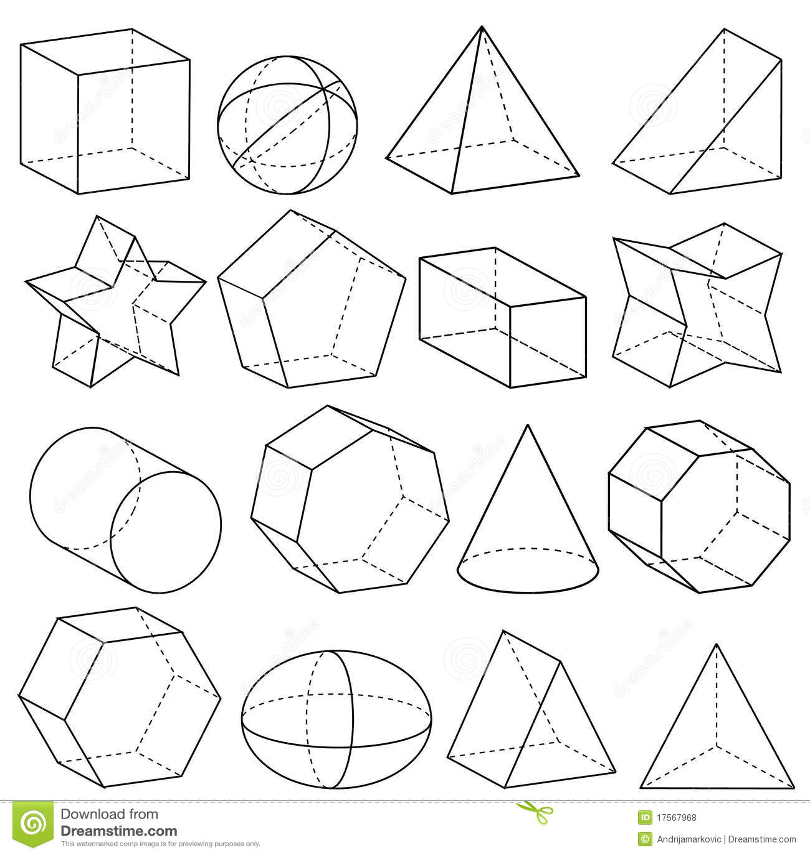 geometrie vektor abbildung illustration von tafel pyramide 17567968. Black Bedroom Furniture Sets. Home Design Ideas