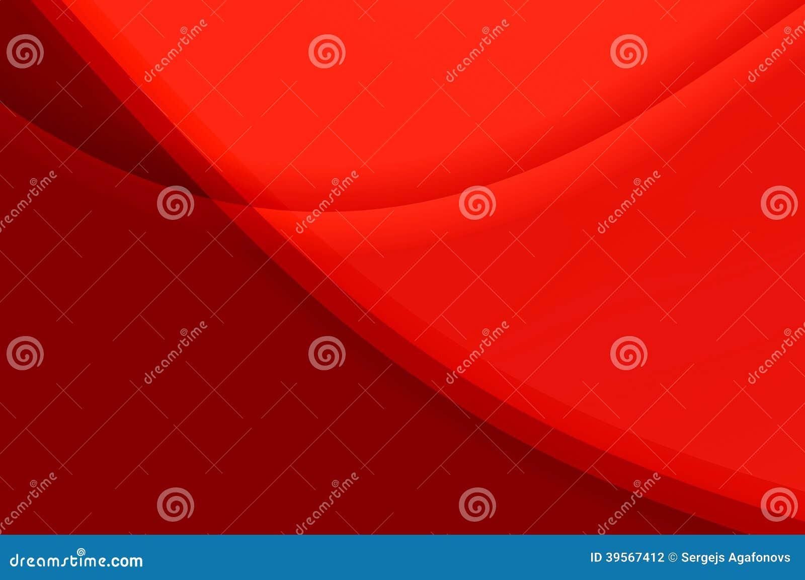 Geometrinåd - i rött.