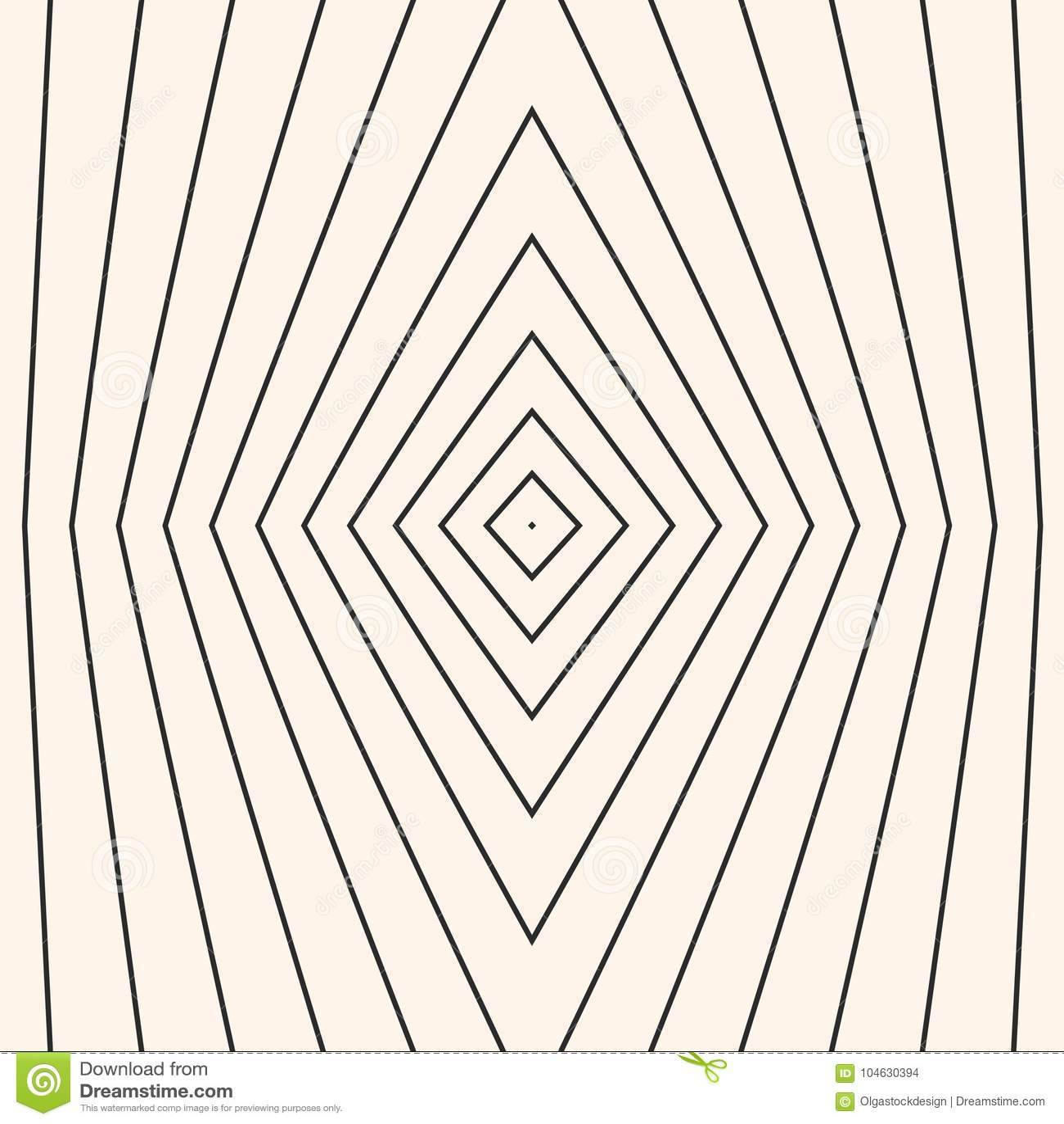 Download Geometrisch Patroon Met Dunne Gebreken Lijnen, Lineaire Ruiten Vector Illustratie - Illustratie bestaande uit diagonaal, minimaal: 104630394