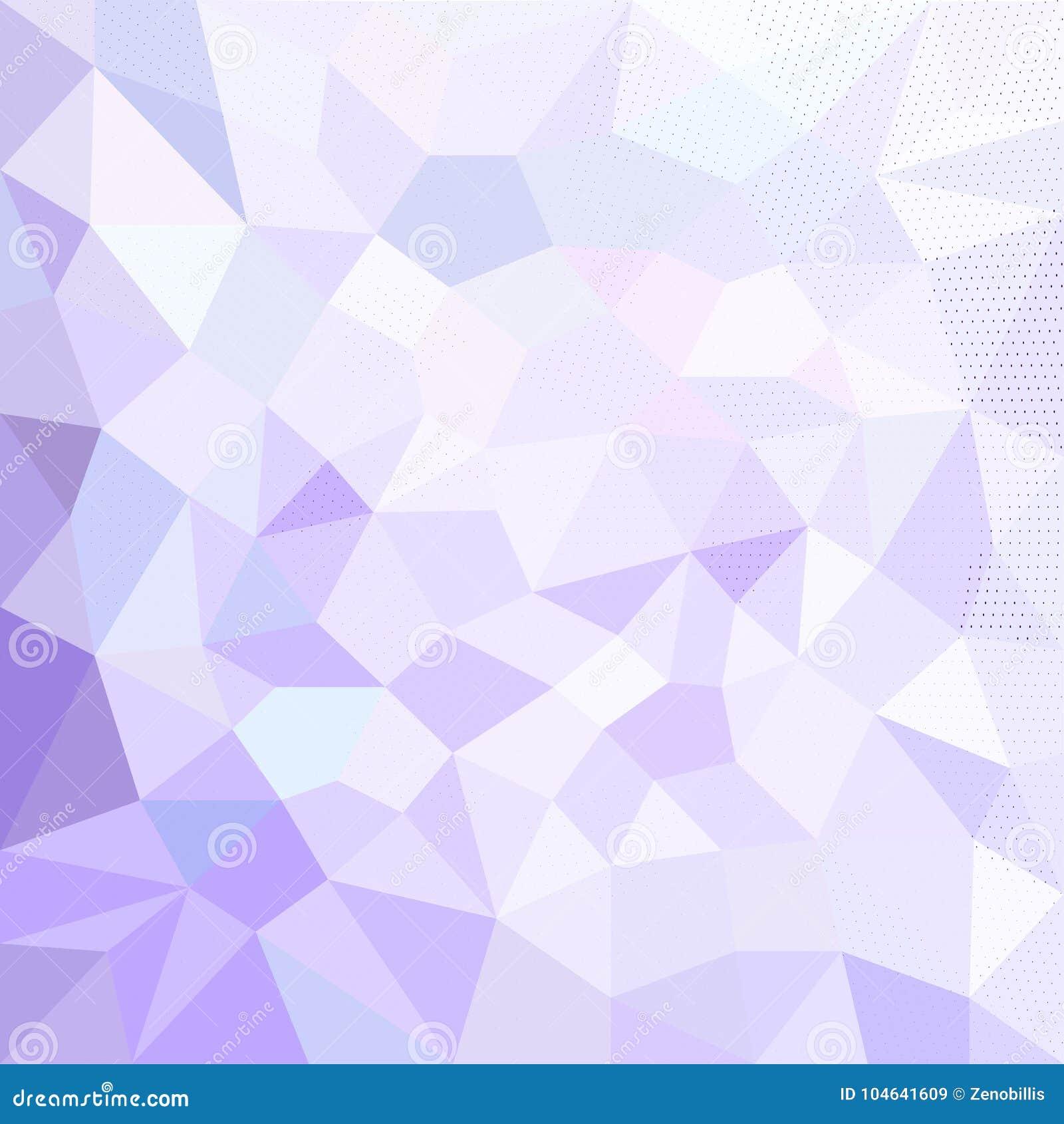 Download Geometrische Achtergrond Met Driehoekige Veelhoeken Abstract Laag Polyontwerp Vector Illustratie Stock Illustratie - Illustratie bestaande uit kerstmis, geometrisch: 104641609