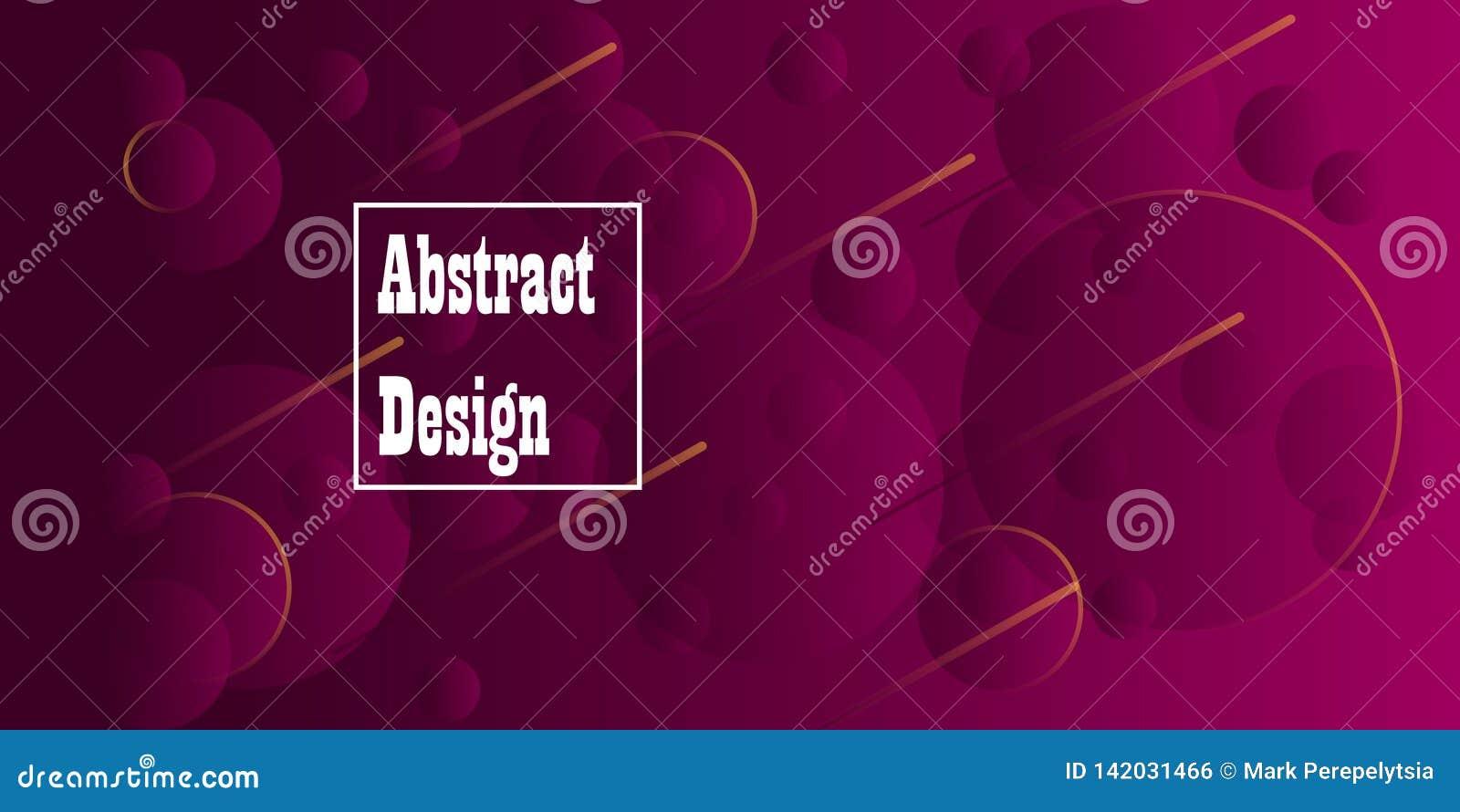 Geometrische heldere kleuren als achtergrond en dynamische vormsamenstellingen Vector graphhics
