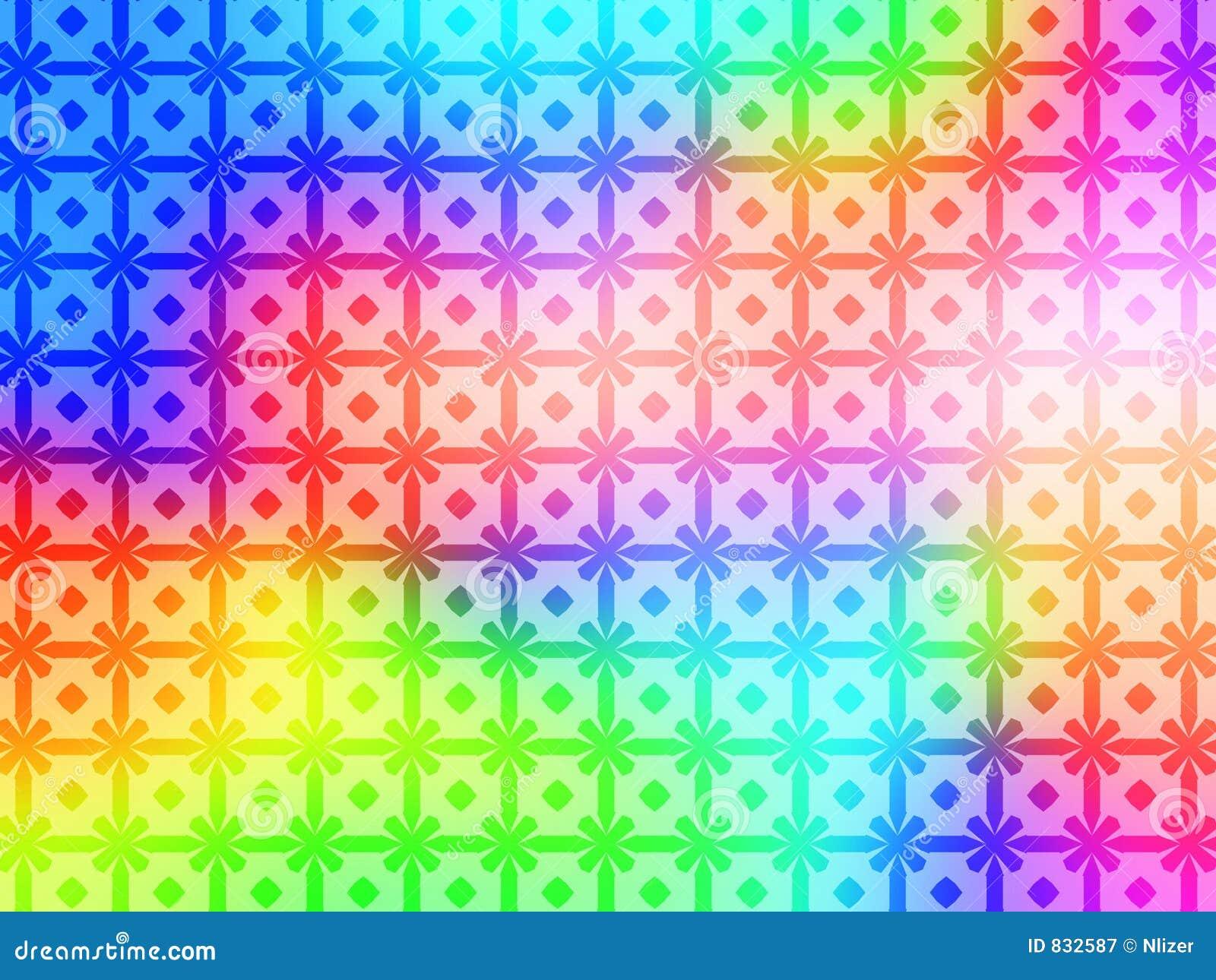 geometrische regenbogen muster hintergrundtapete lizenzfreie stockfotografie bild 832587. Black Bedroom Furniture Sets. Home Design Ideas