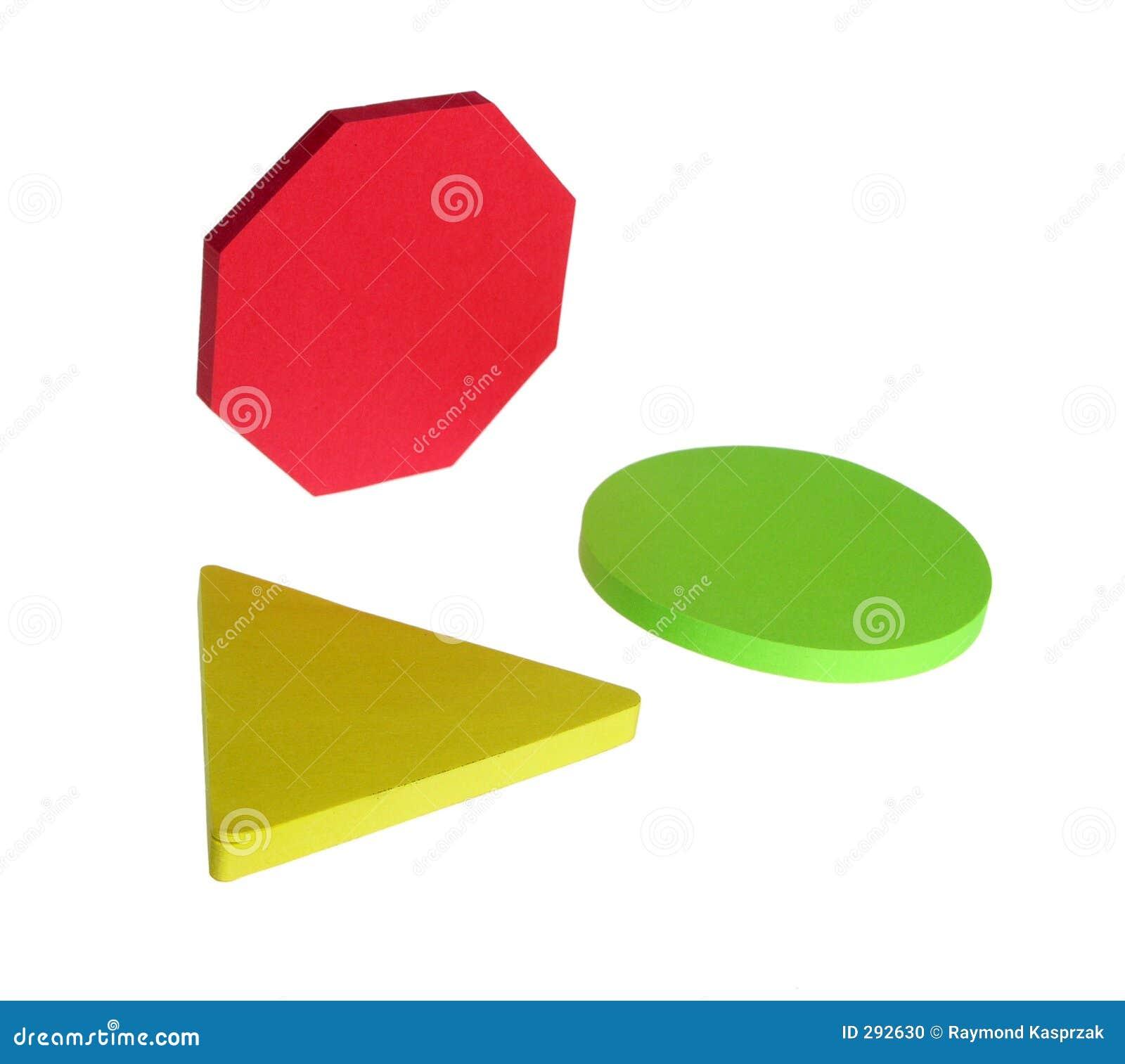 Geometrische Vormen 2