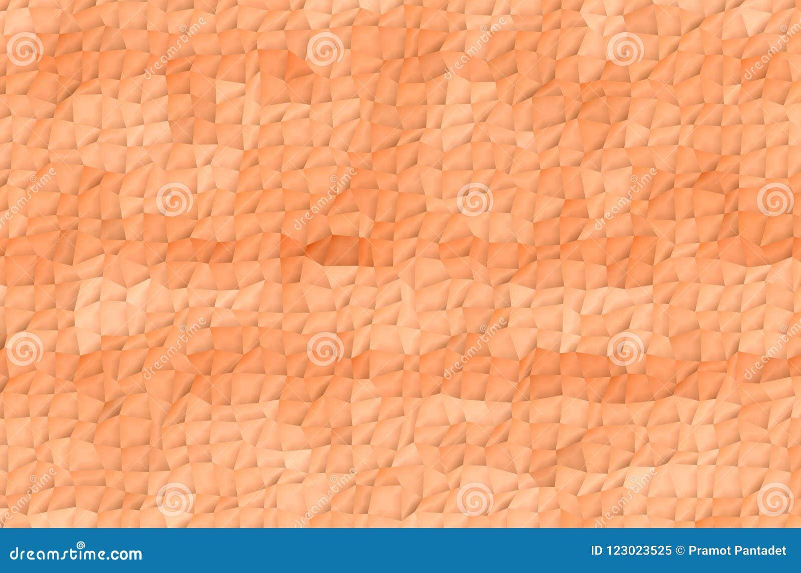 Geometrisk triangulär fyrkantig grafisk färgbakgrund för abstrakt modell