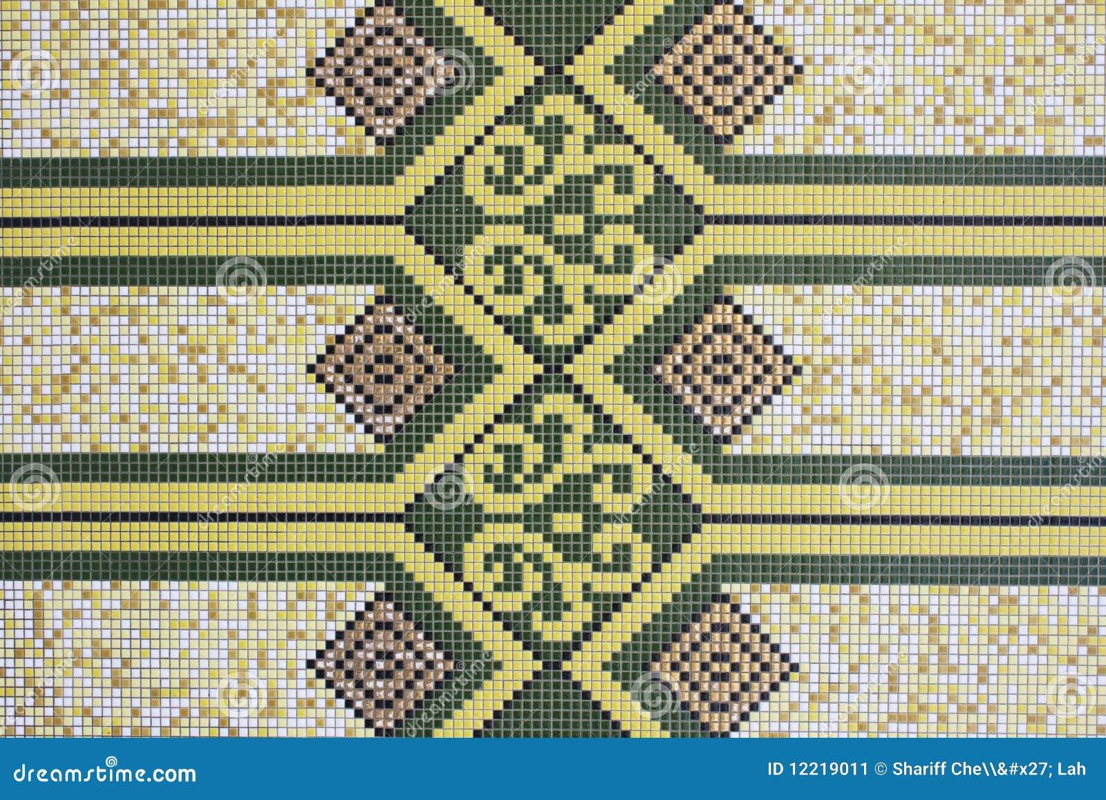 Geometriskt islamiskt för design