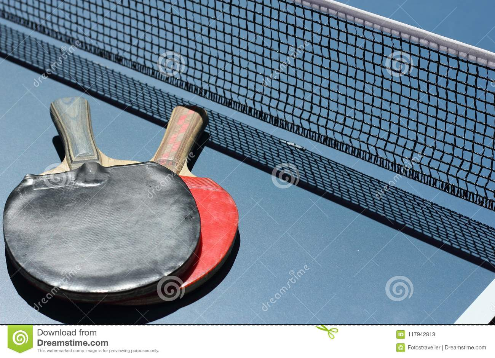 Geometry in sports. Geometric figures in table tennis