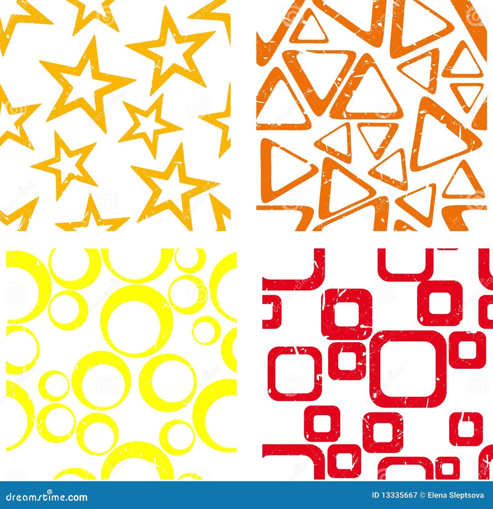 Geometryczni wzory