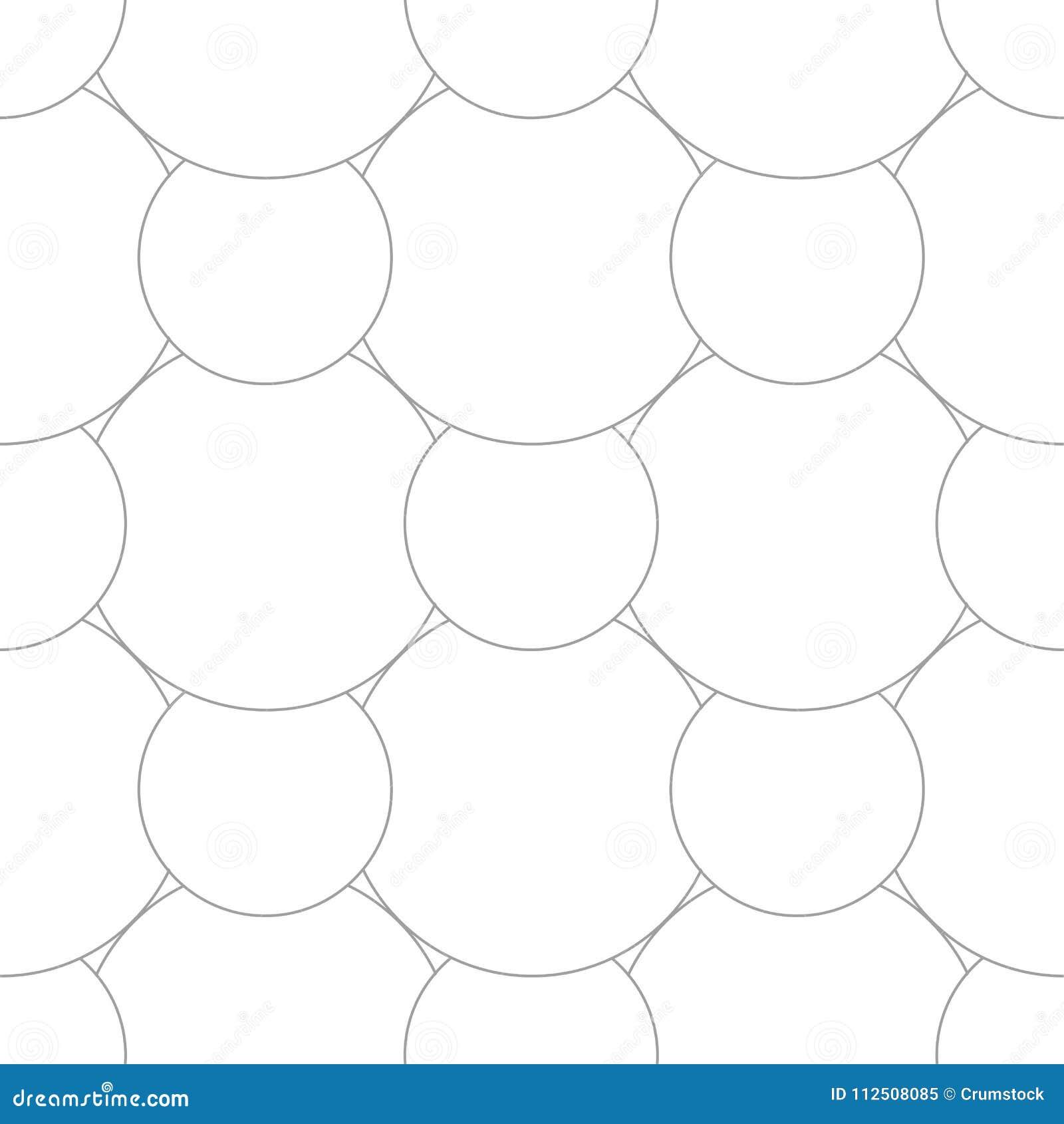 Geometryczny ornament Światło - szary bezszwowy wzór