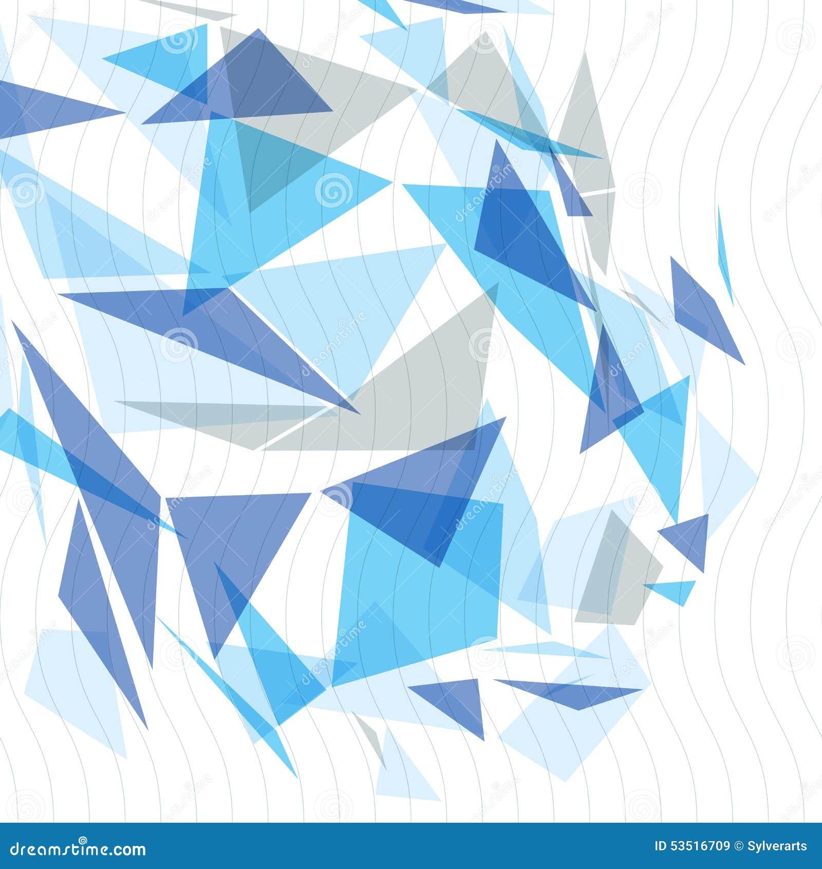 Geometryczny wektorowy abstrakt 3D komplikował op sztuki tło, eps10 techniki konceptualna ilustracja dla sieci i graficznego proj