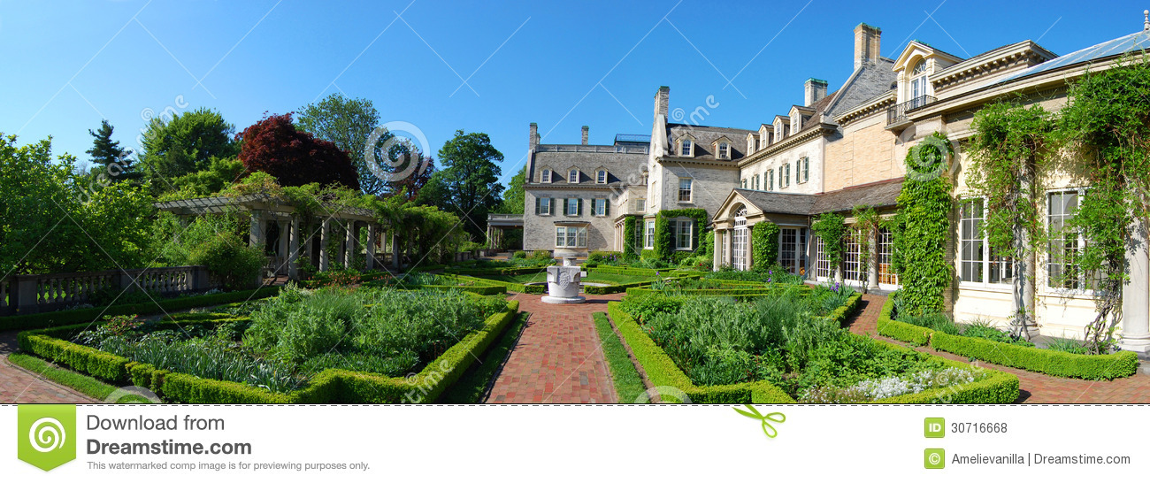 George Eastman House Panorama Rochester New York Royalty Free Stock Photos Image 30716668