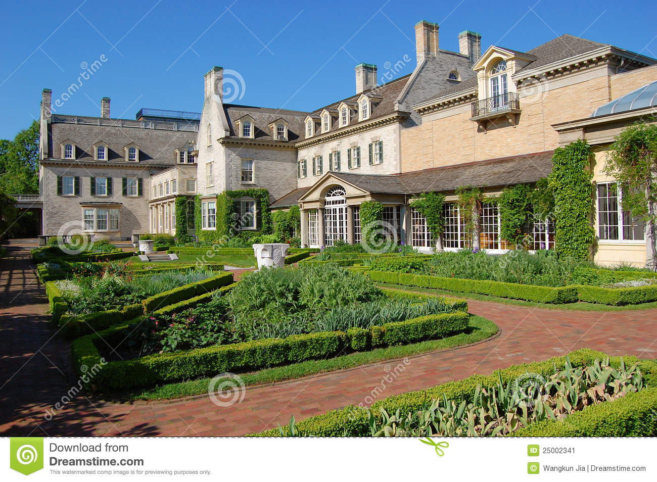 George Eastman House Rochester Stock Image Image 25002341
