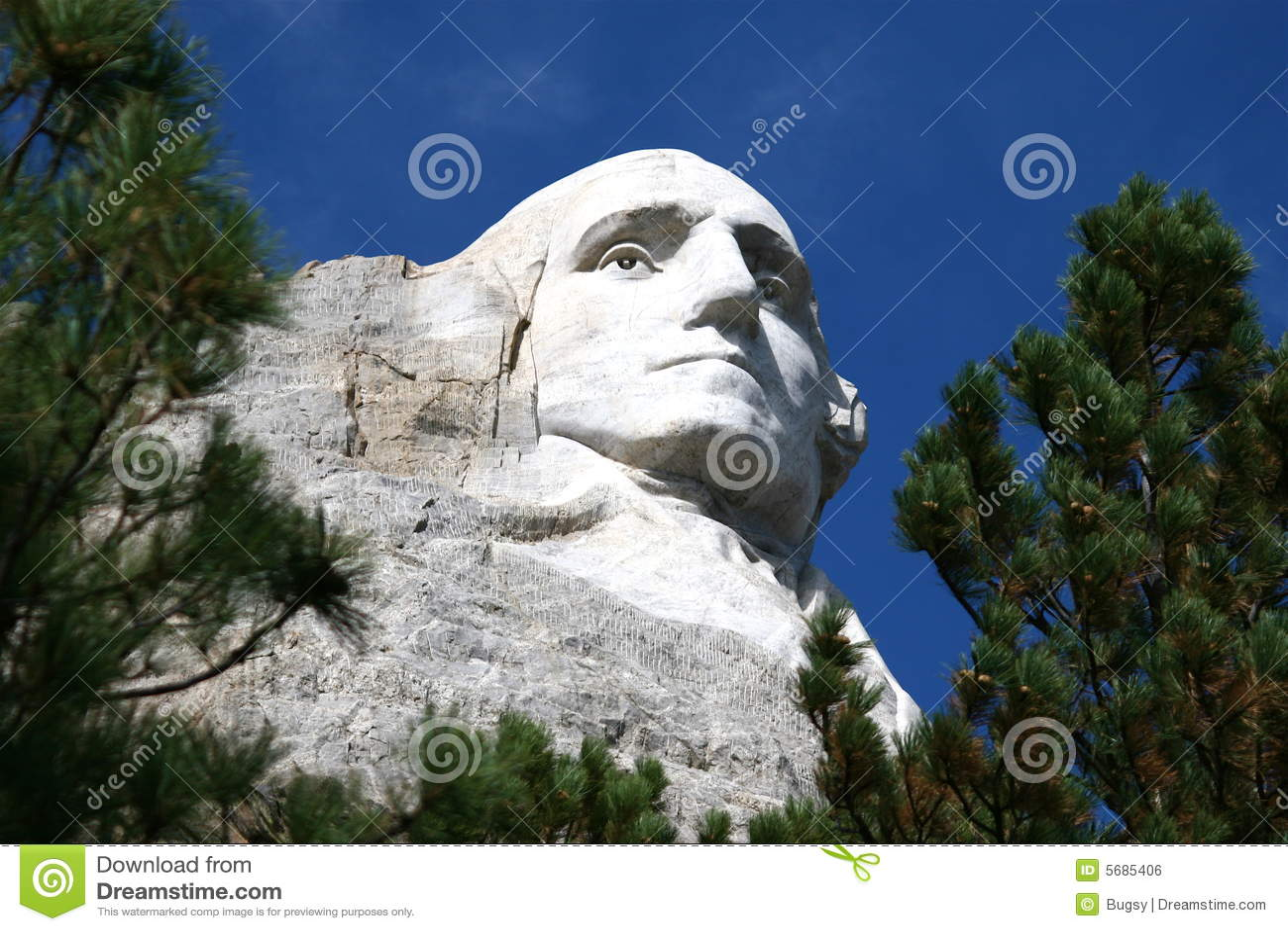 George Washington gravure