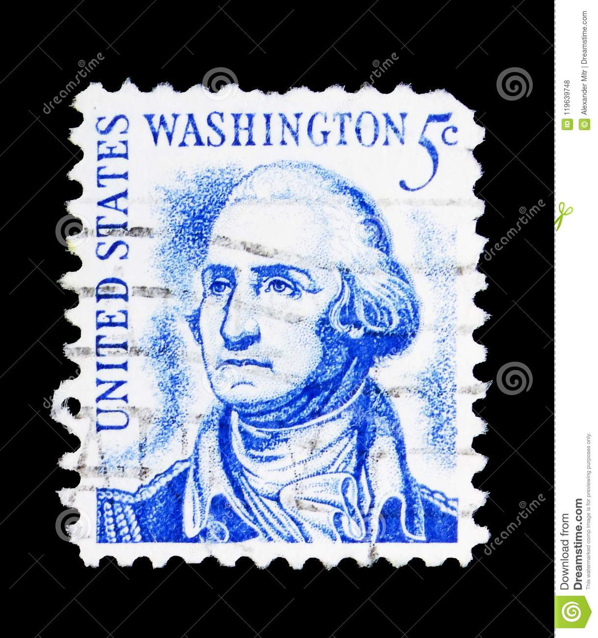 George Washington (1732-1799), 1st President, Famous Americans s
