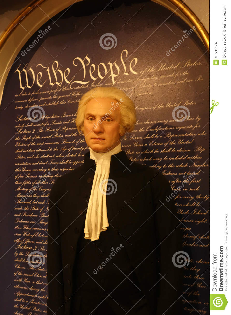 george washington wax figure editorial stock image image us map clip art for new england us map clip art for mass
