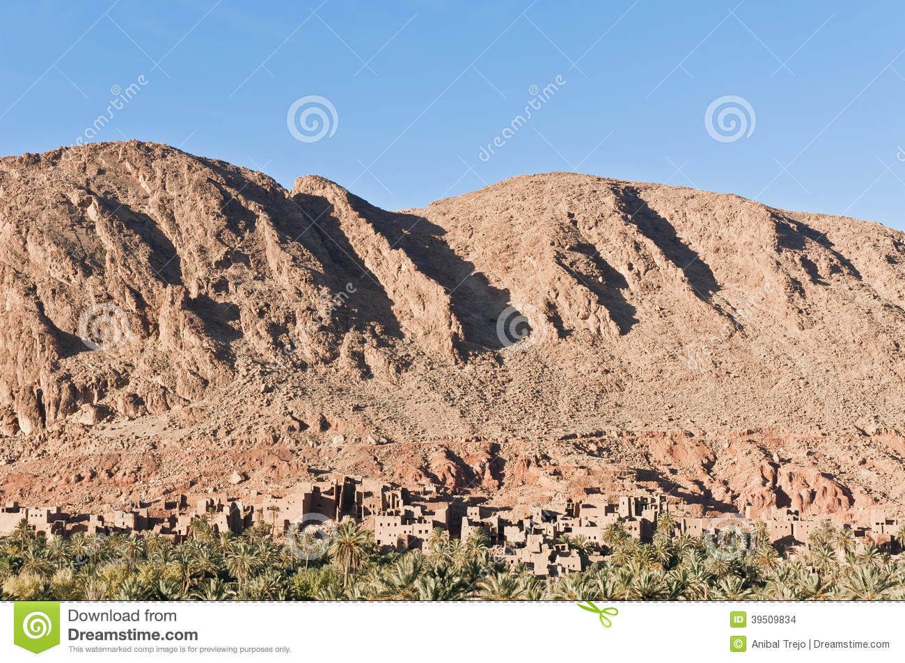 Georges Todra Valley at Morocco