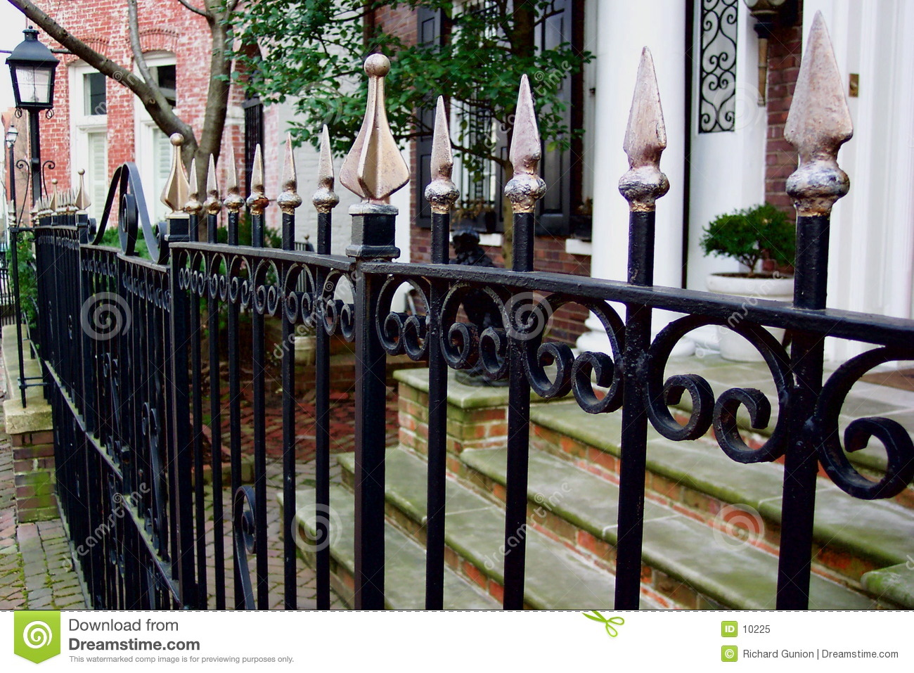Georgetown Fence