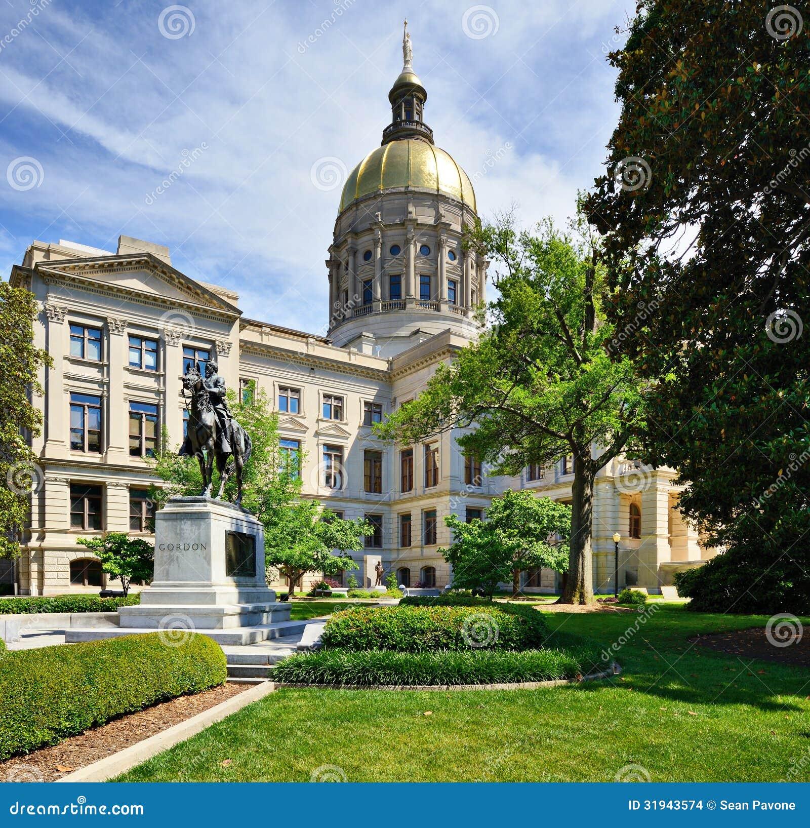 Georgia State-capitol
