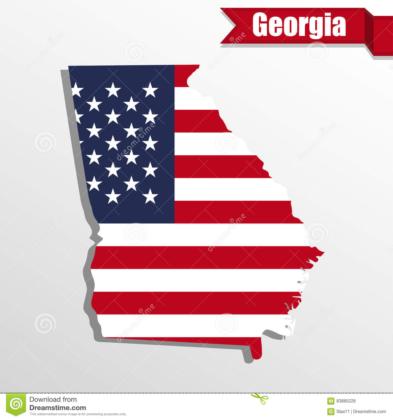 Georgia State Maps USA Maps Of Georgia GA Georgia Maps - Us state map ga