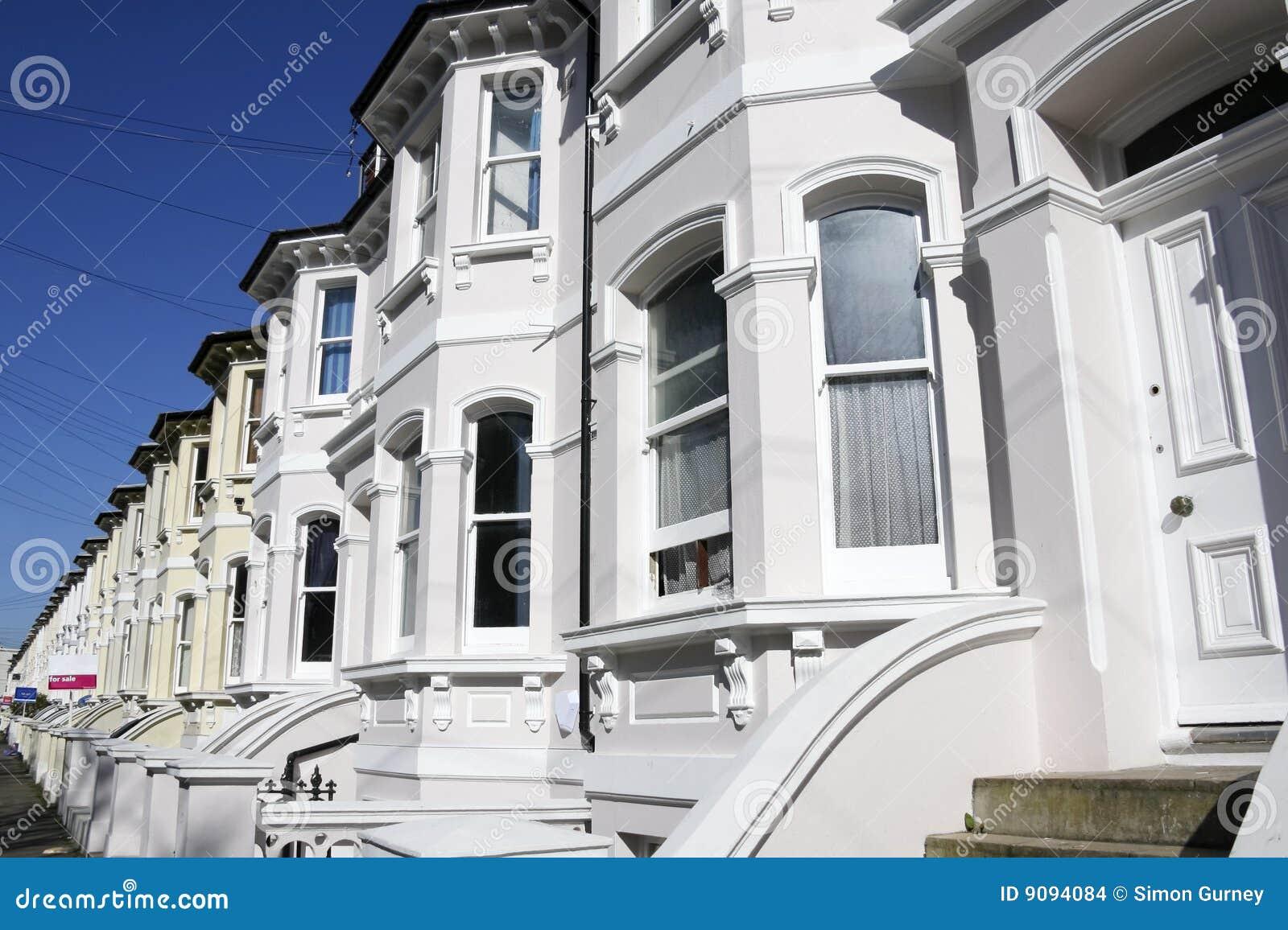 Georgische Terrasse Brighton