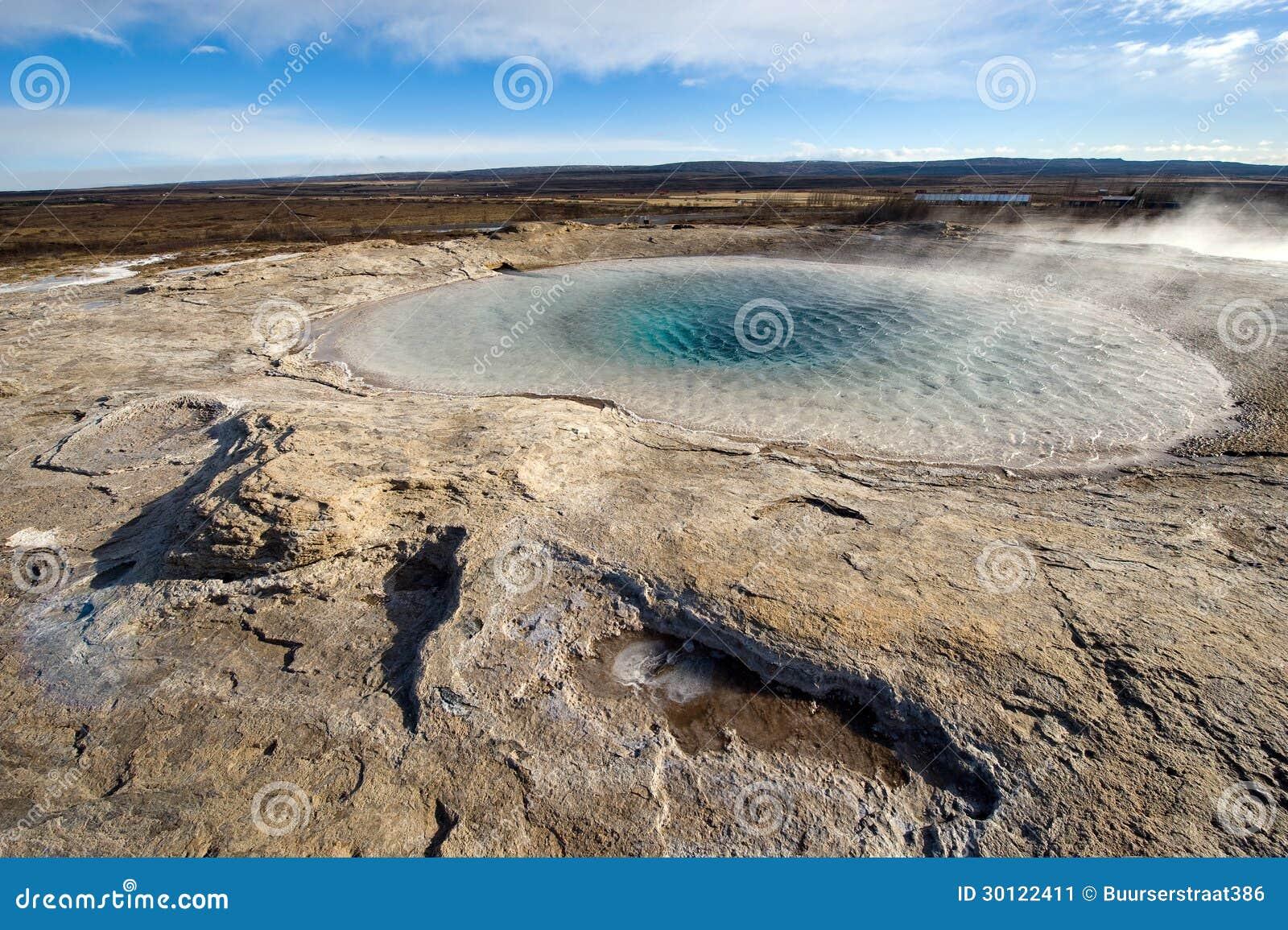 Geothermisch heet water