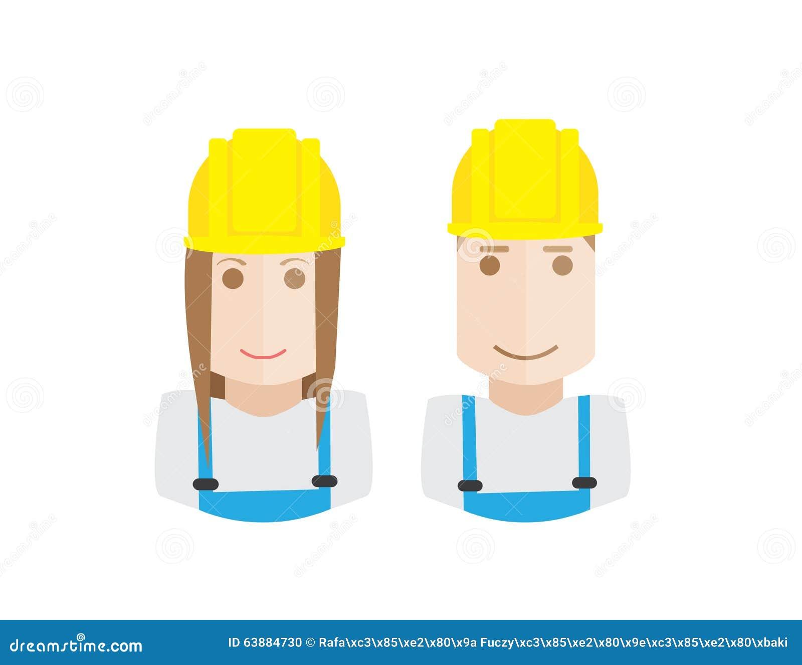 Geplaatst bouwavatars