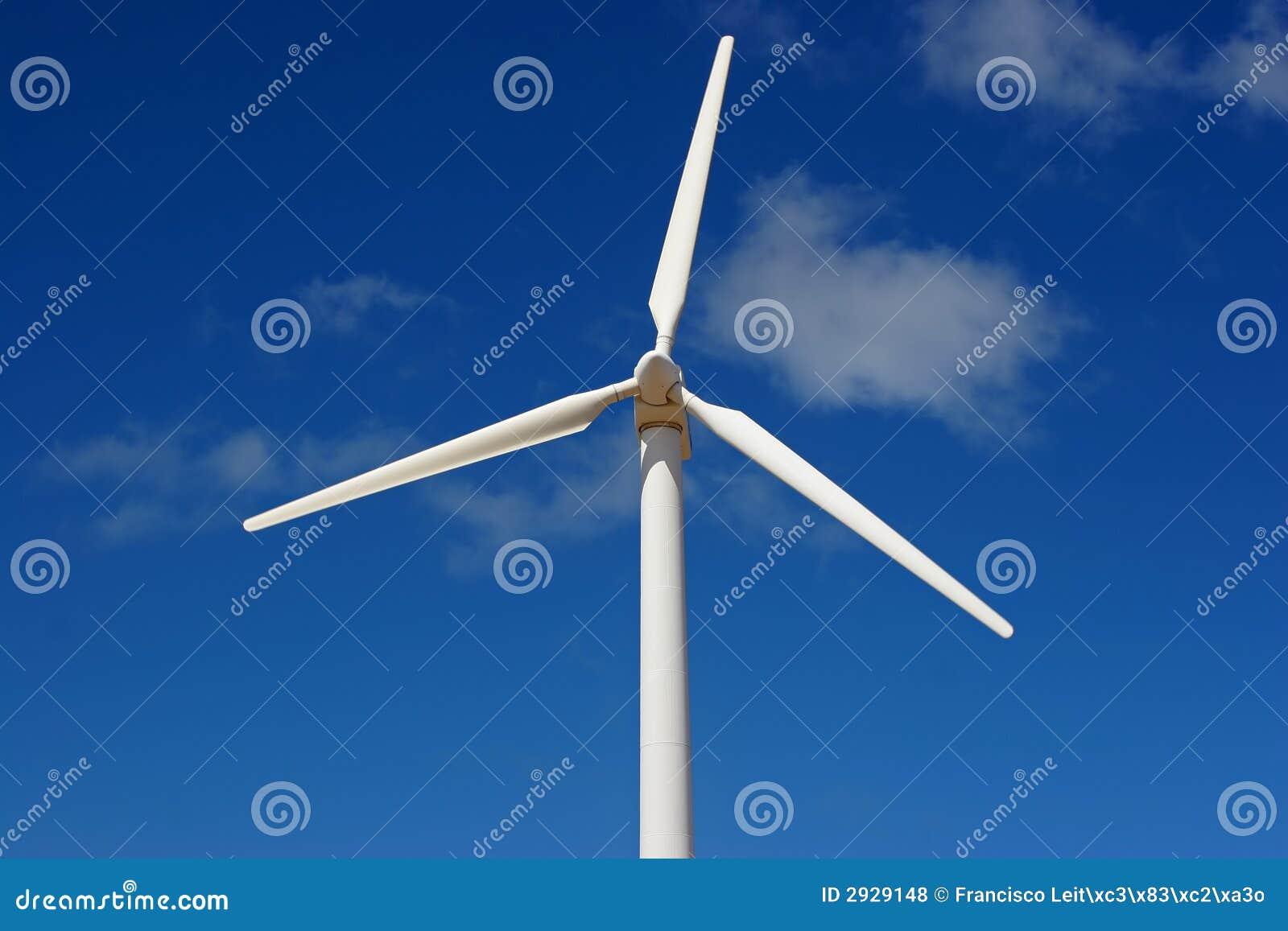 Gerador de potência do moinho de vento