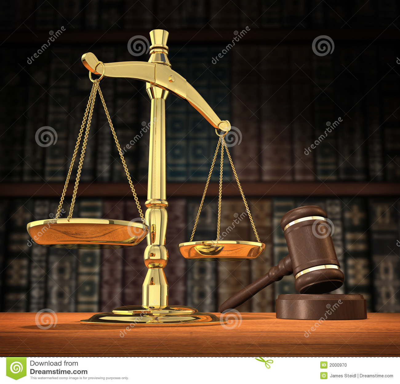 Gerechtigkeit wird gedient
