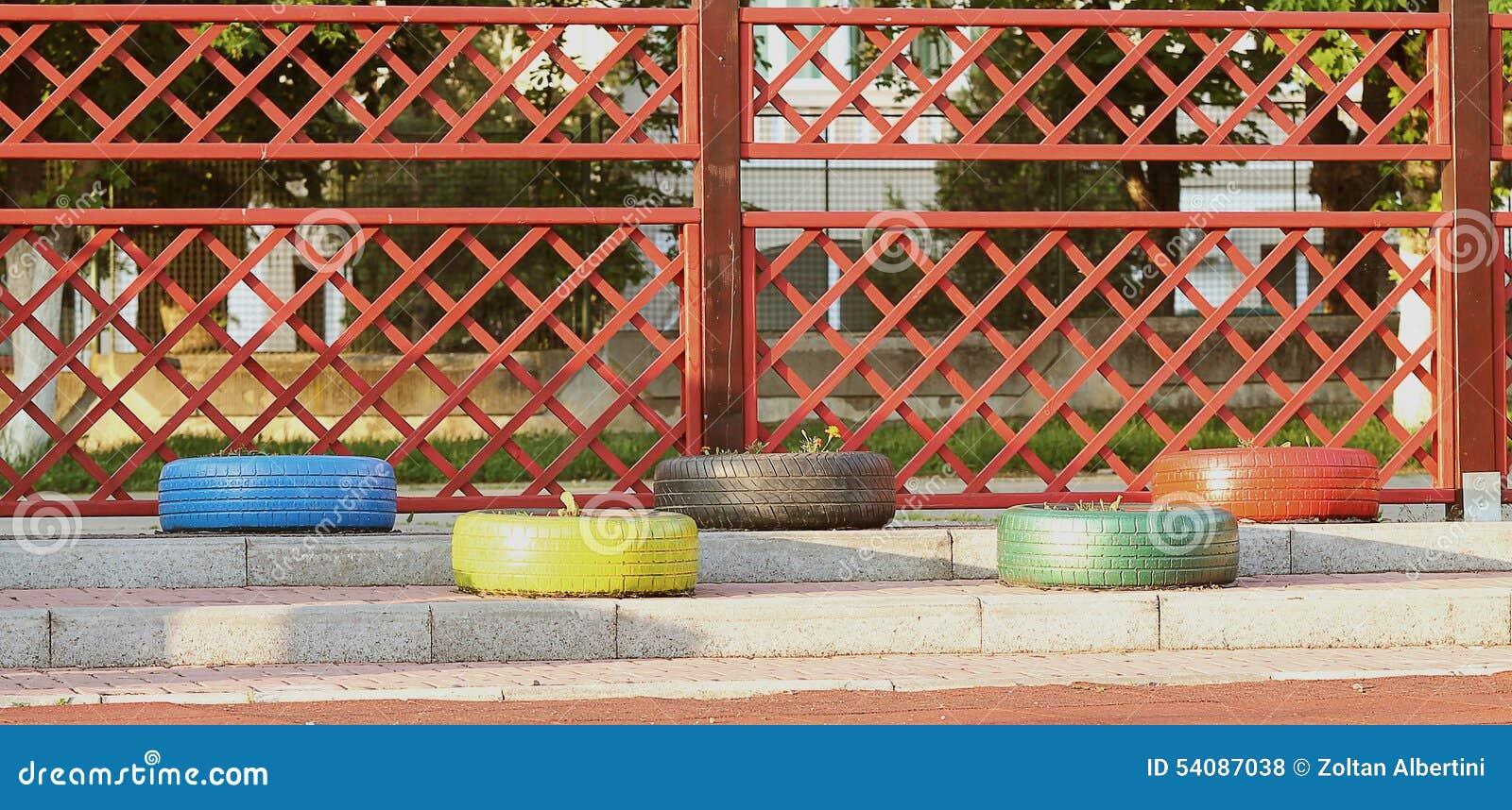 Gerenoveerde banden