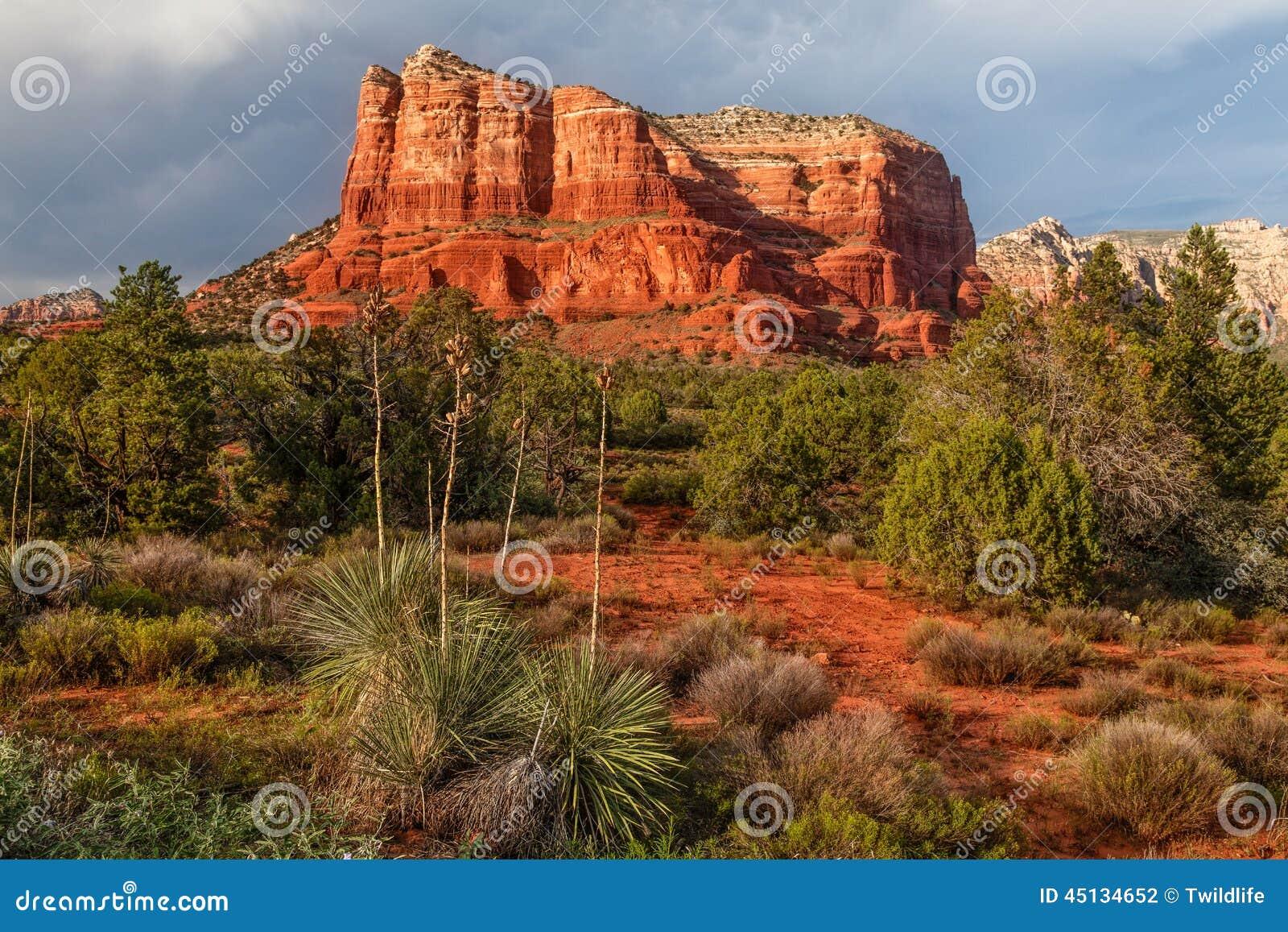 Gericht Butte Sedona Arizona