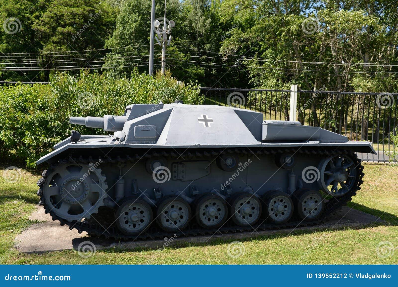 German Assault Gun Sturmgesch U00fctz Ausf A Stug Iii Ausf A On